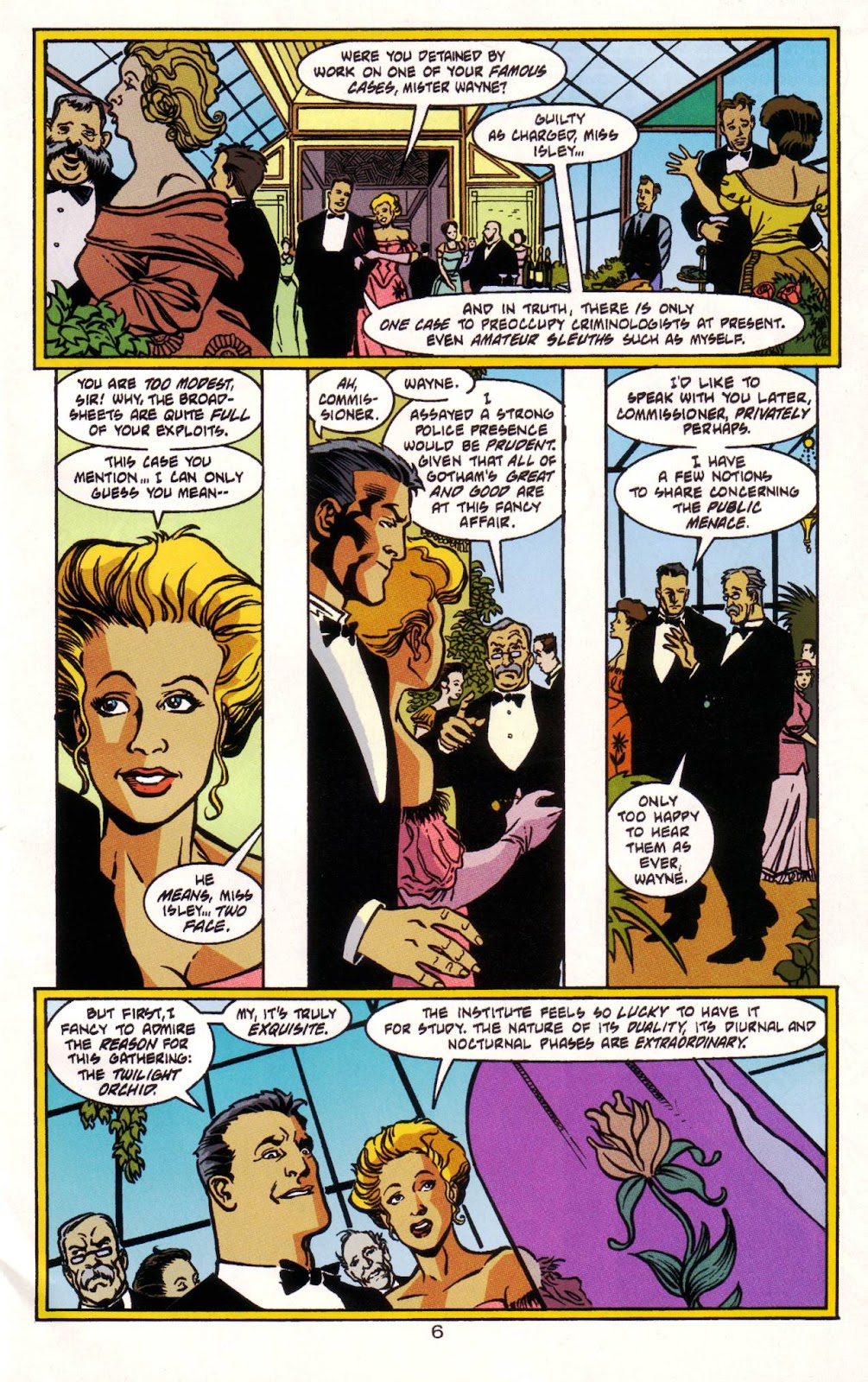 Batman: Two Faces issue Full - Page 7