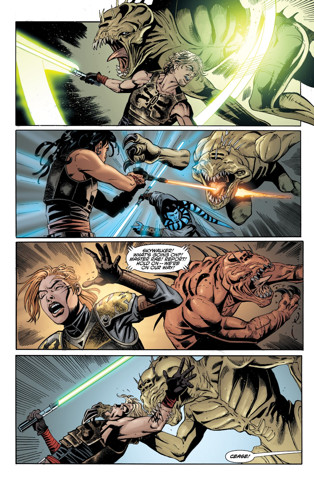 Read online Star Wars Legends: Legacy - Epic Collection comic -  Issue # TPB 2 (Part 3) - 11