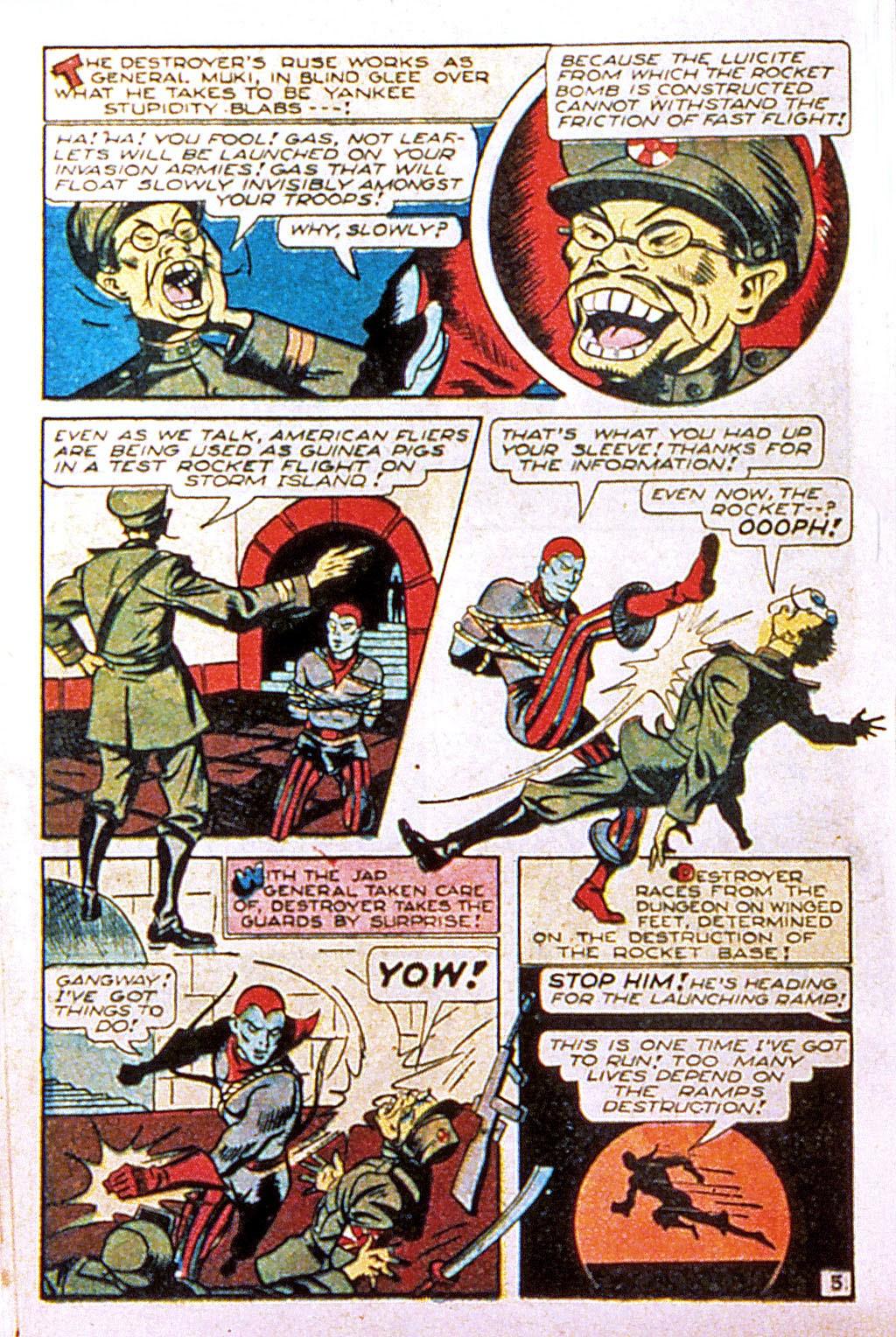 Read online Mystic Comics (1944) comic -  Issue #2 - 32