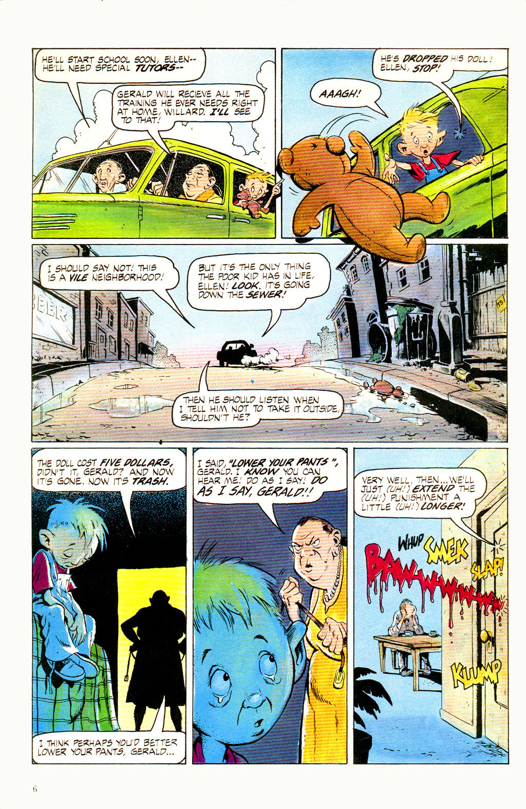 Read online Twisted Tales (1982) comic -  Issue #8 - 8