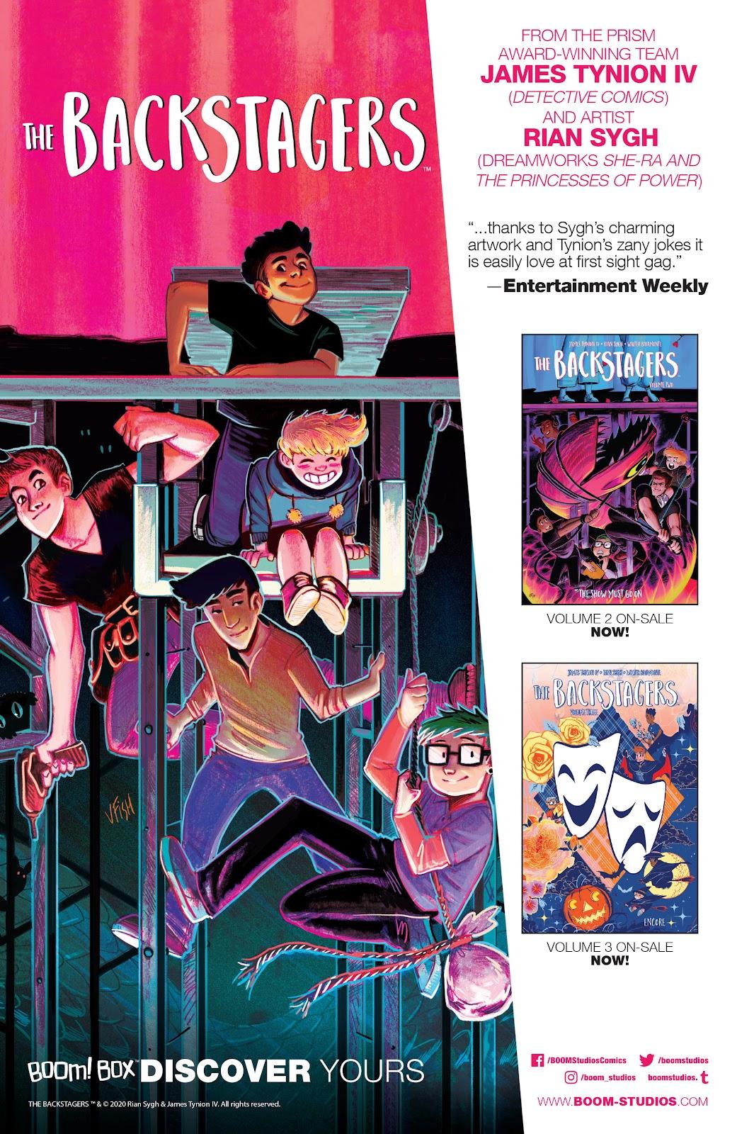 Read online b.b. free comic -  Issue #3 - 26