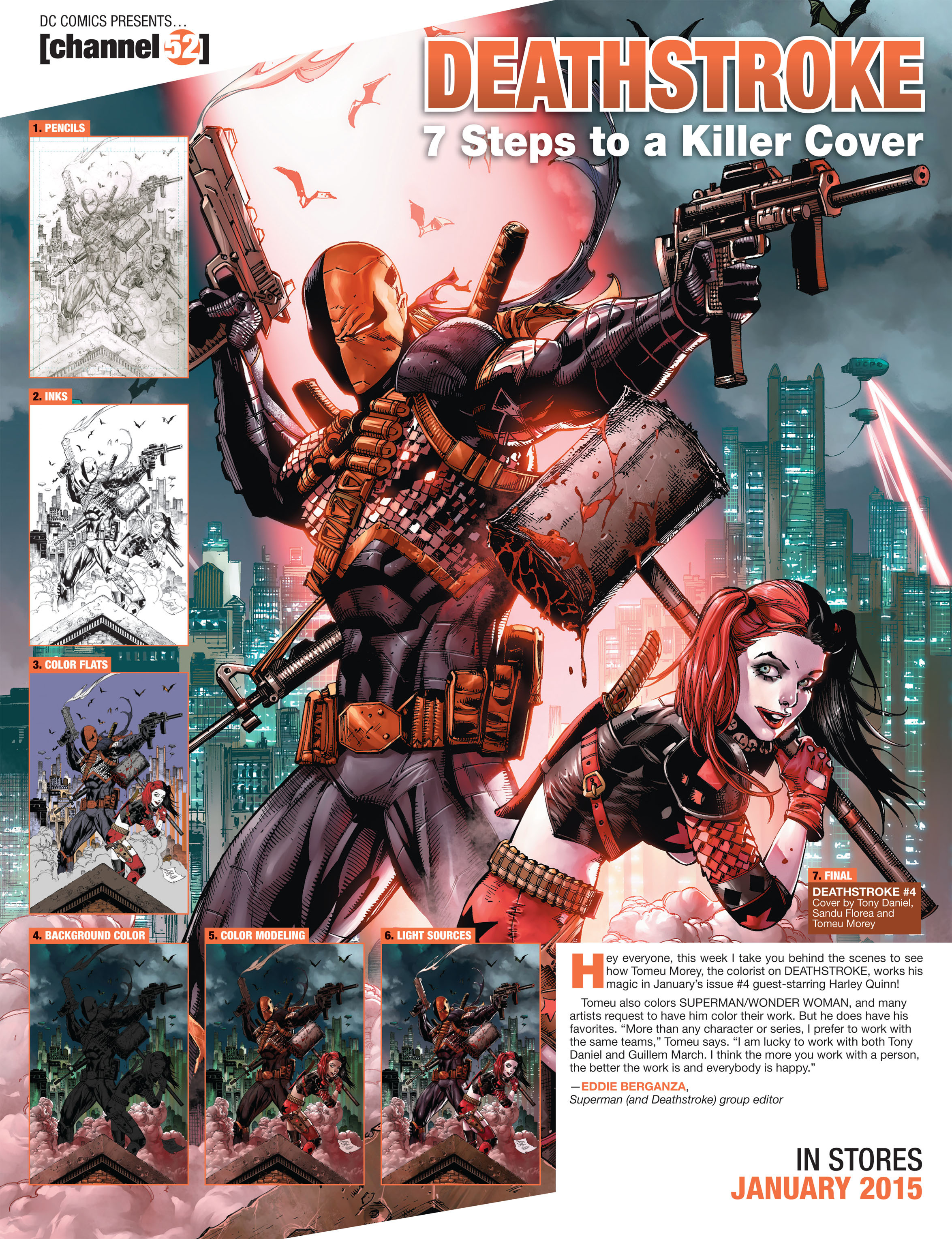 Read online Aquaman and the Others comic -  Issue #7 - 21