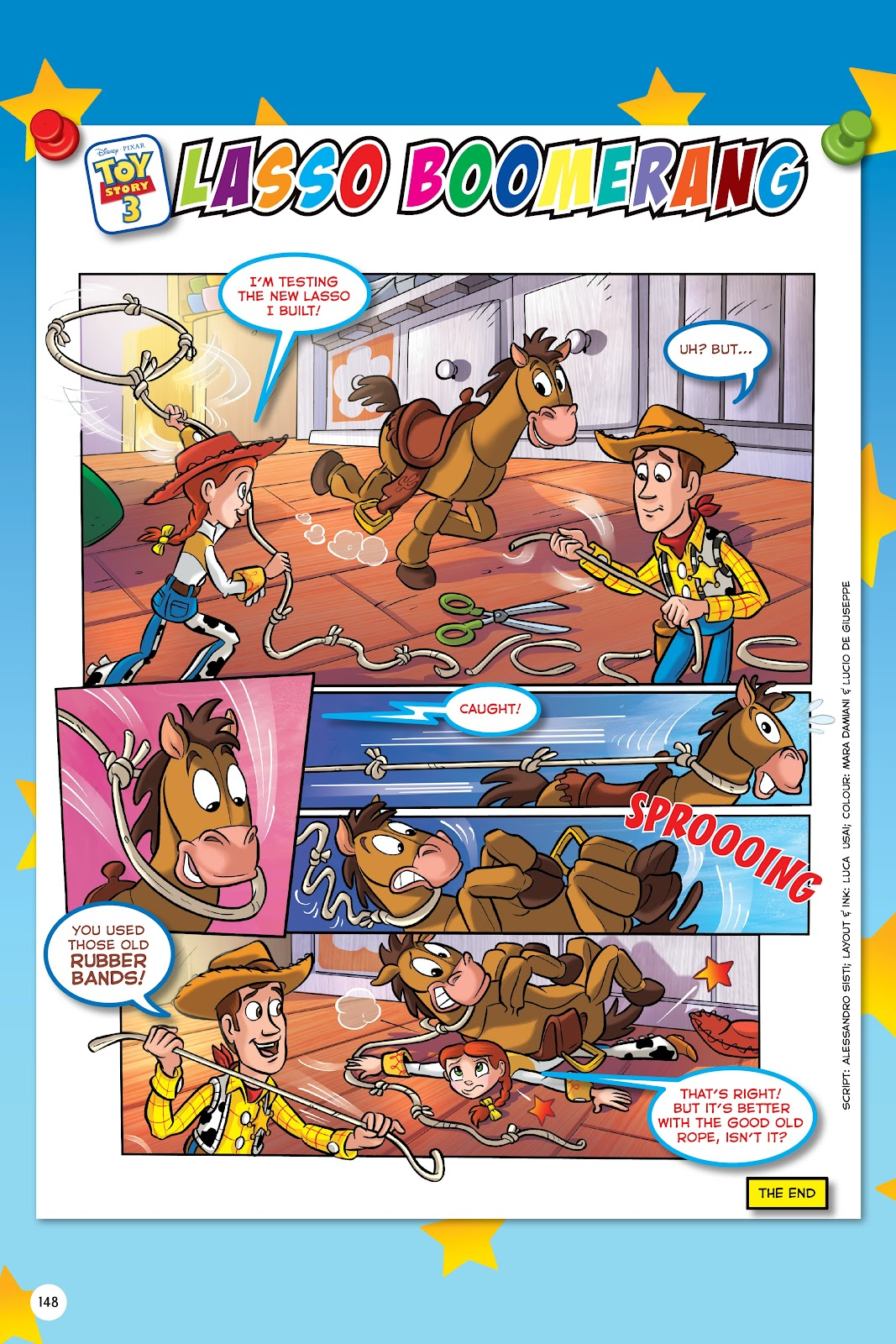Read online DISNEY·PIXAR Toy Story Adventures comic -  Issue # TPB 1 (Part 2) - 48