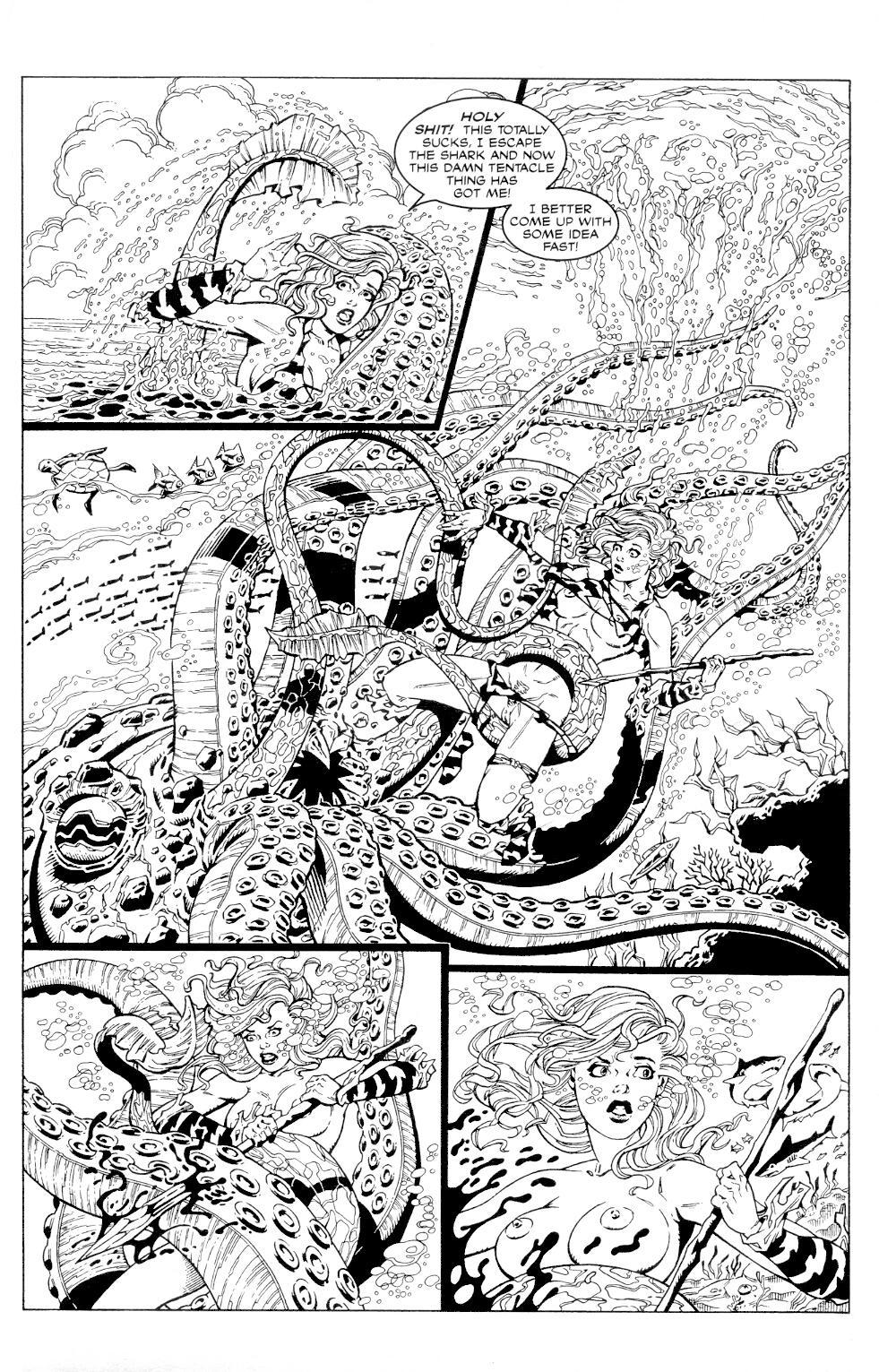 Read online Jungle Fantasy (2002) comic -  Issue #4 - 12