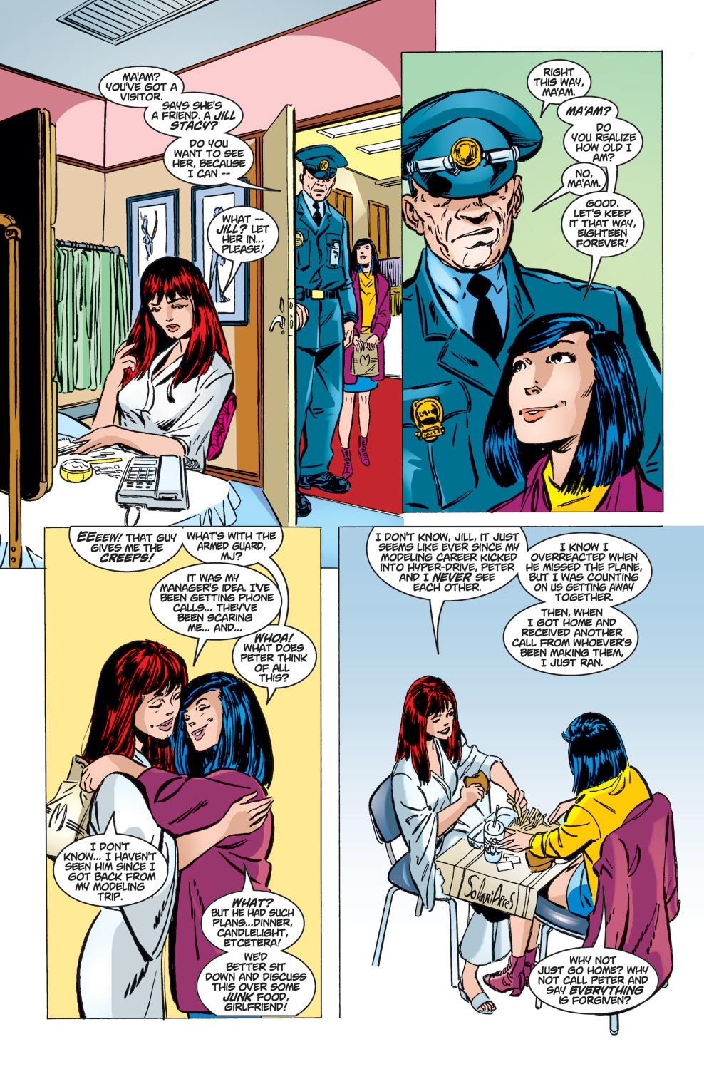 The Amazing Spider-Man (1999) 11 Page 3
