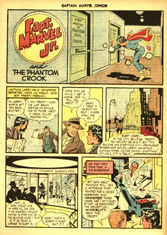 Captain Marvel, Jr. issue 39 - Page 24