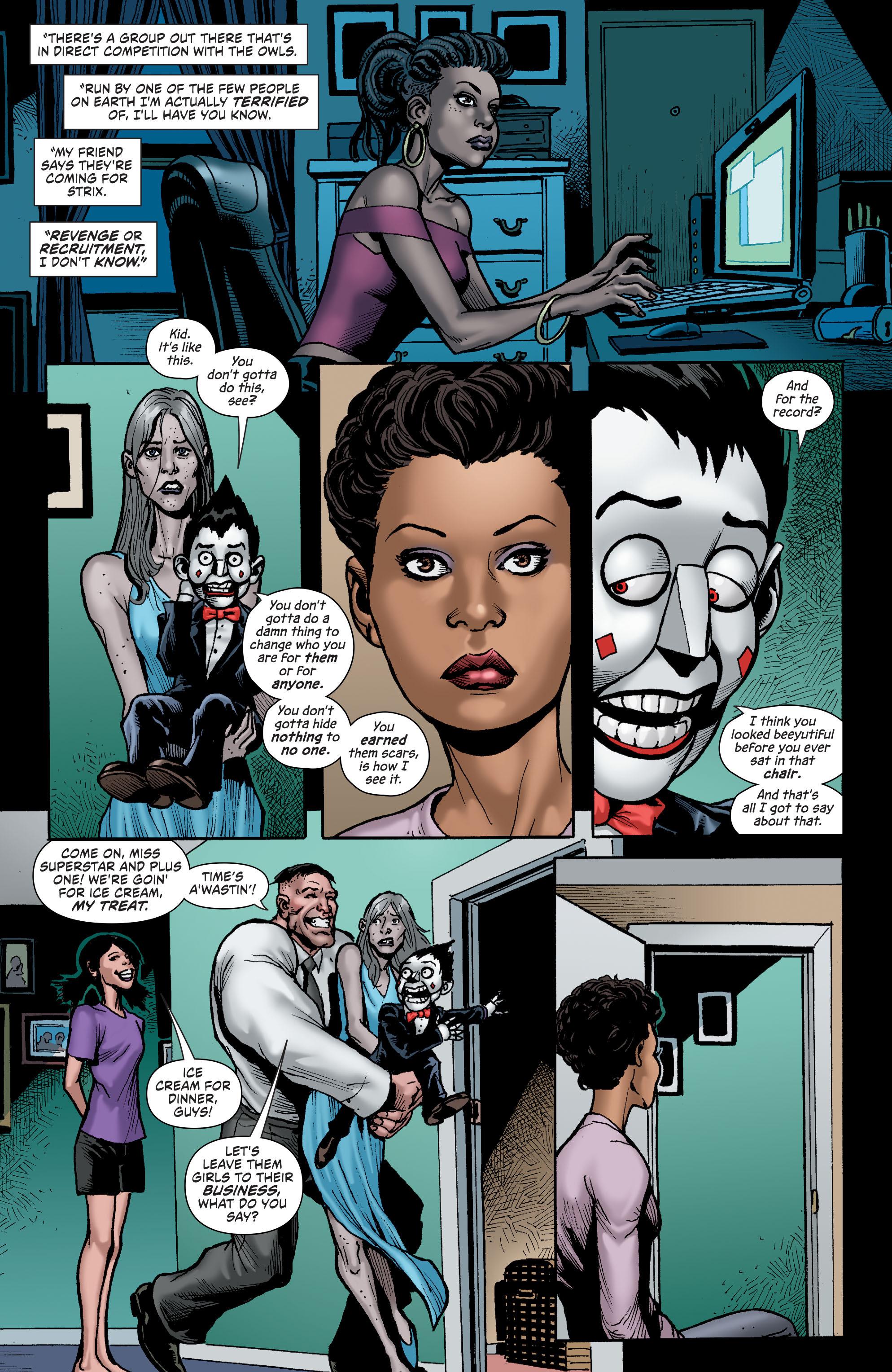 Read online Secret Six (2015) comic -  Issue #11 - 18
