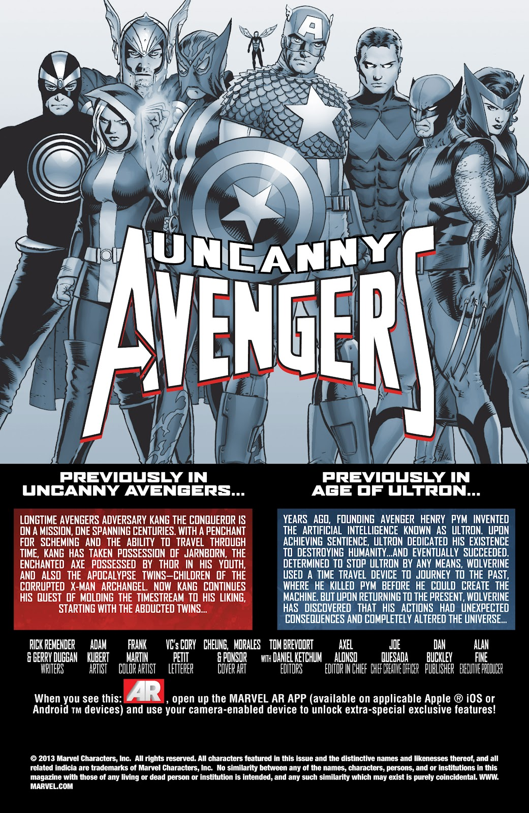 Read online Age of Ultron Companion comic -  Issue # TPB (Part 2) - 39