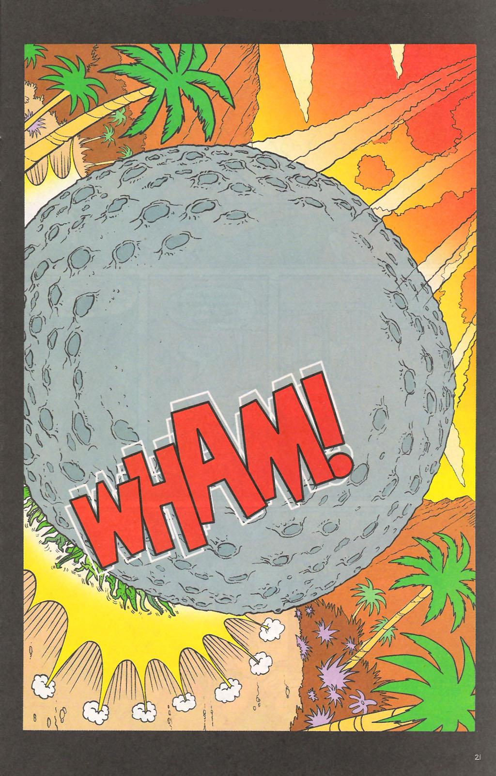 Read online Simpsons Comics comic -  Issue #111 - 22