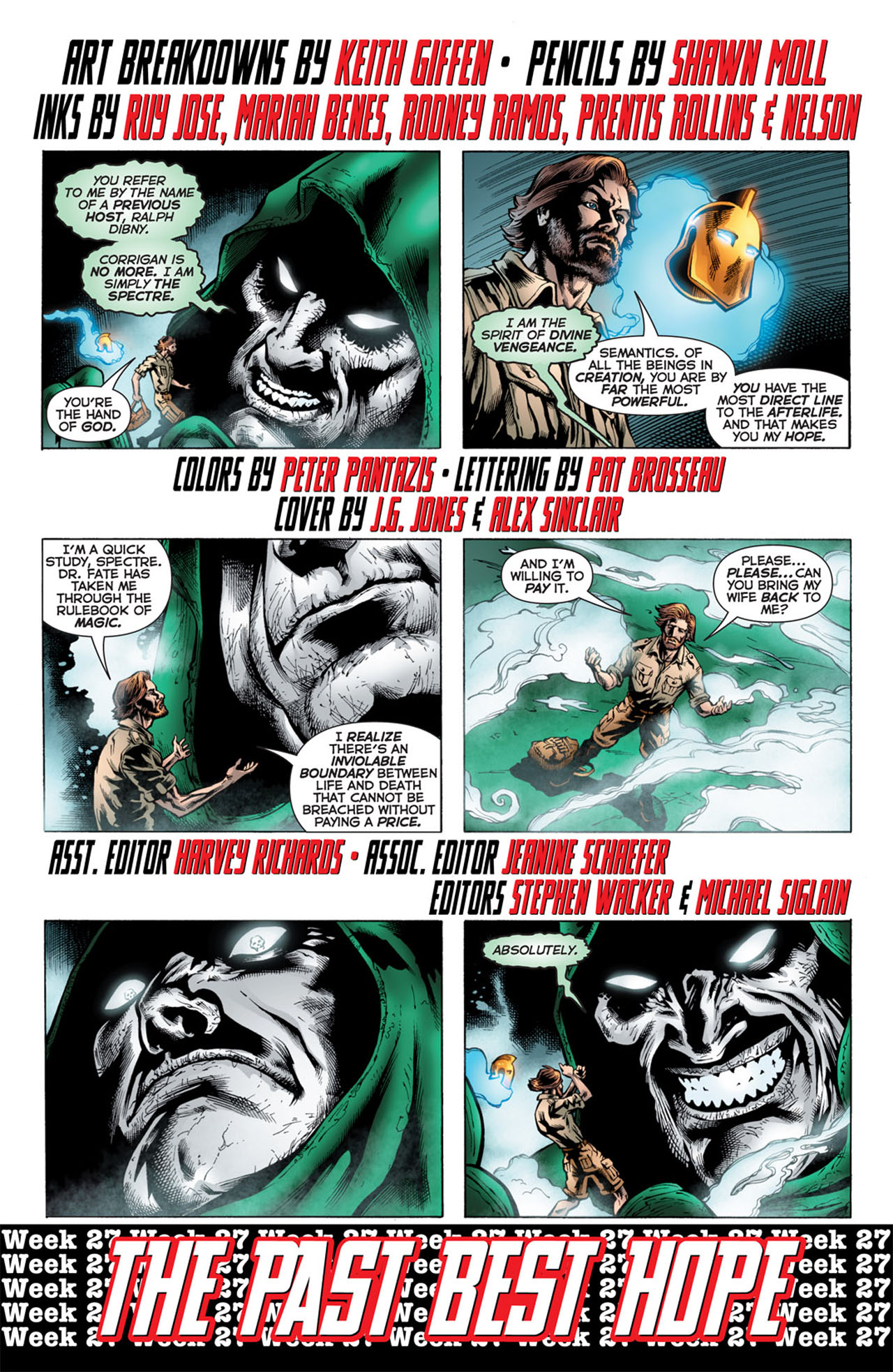 Read online 52 comic -  Issue #27 - 4