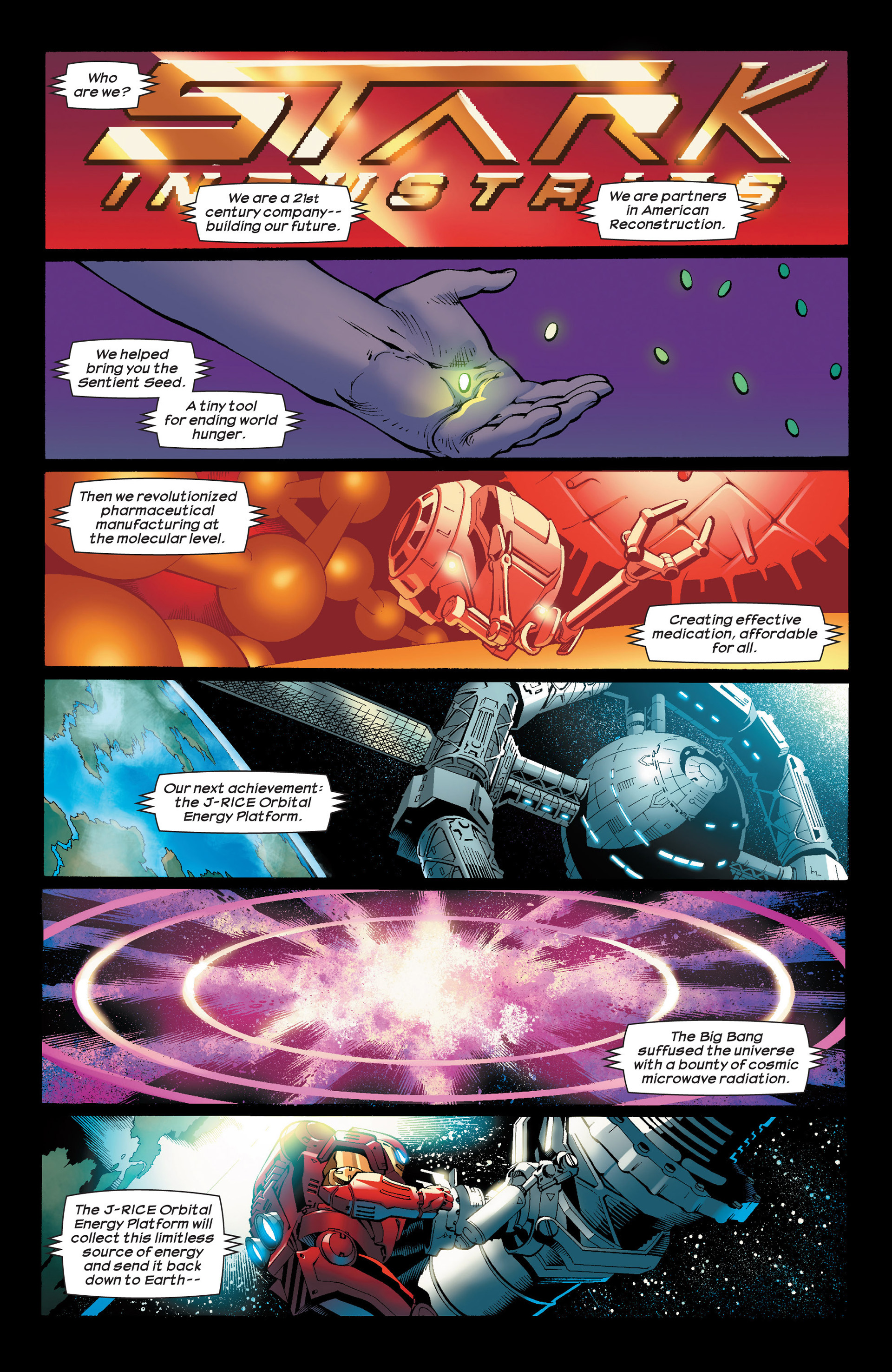 Read online Ultimate Comics Ultimates comic -  Issue #23 - 3