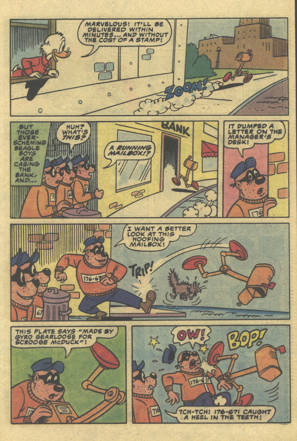 Read online Uncle Scrooge (1953) comic -  Issue #197 - 29