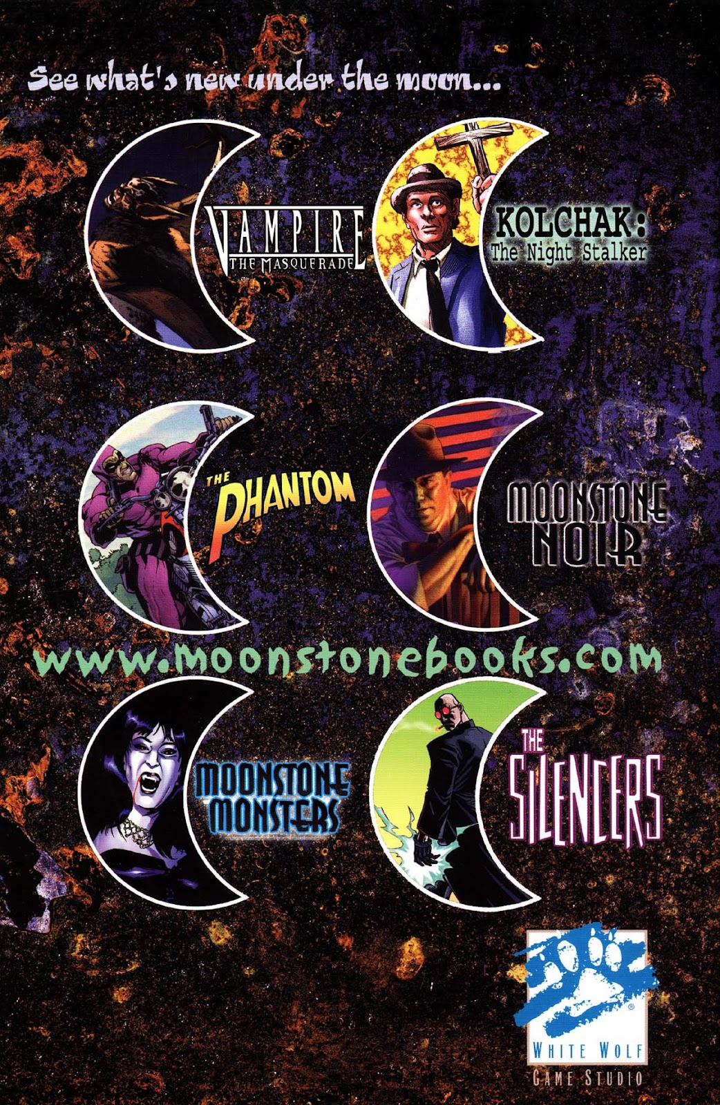 Read online Werewolf the Apocalypse comic -  Issue # Get of Fenris - 52