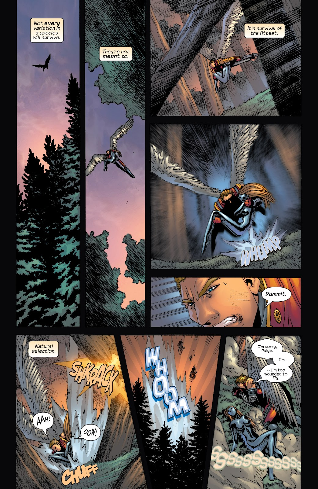Uncanny X-Men (1963) issue 418 - Page 20