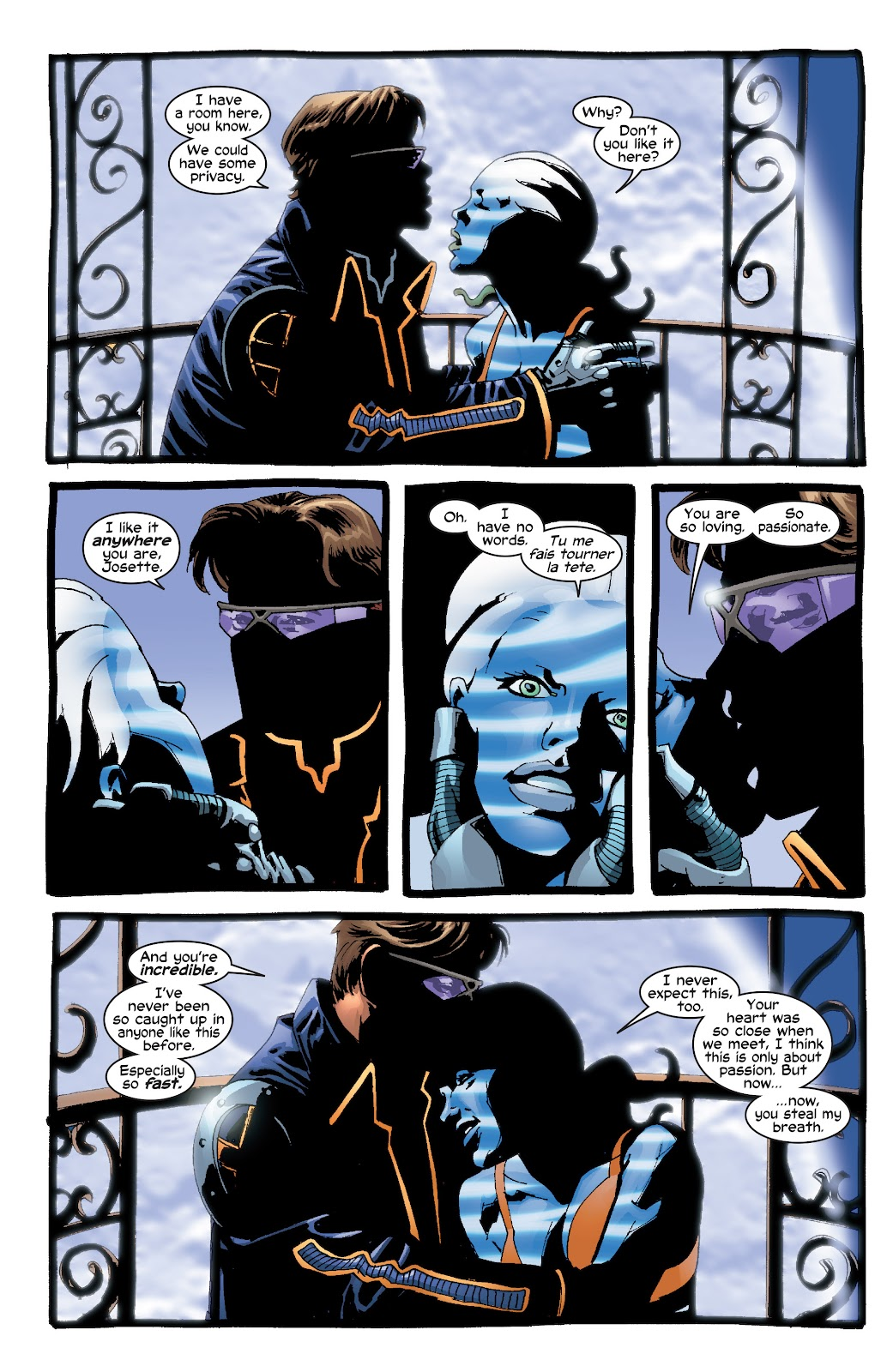 Read online X-Men: Unstoppable comic -  Issue # TPB (Part 2) - 38