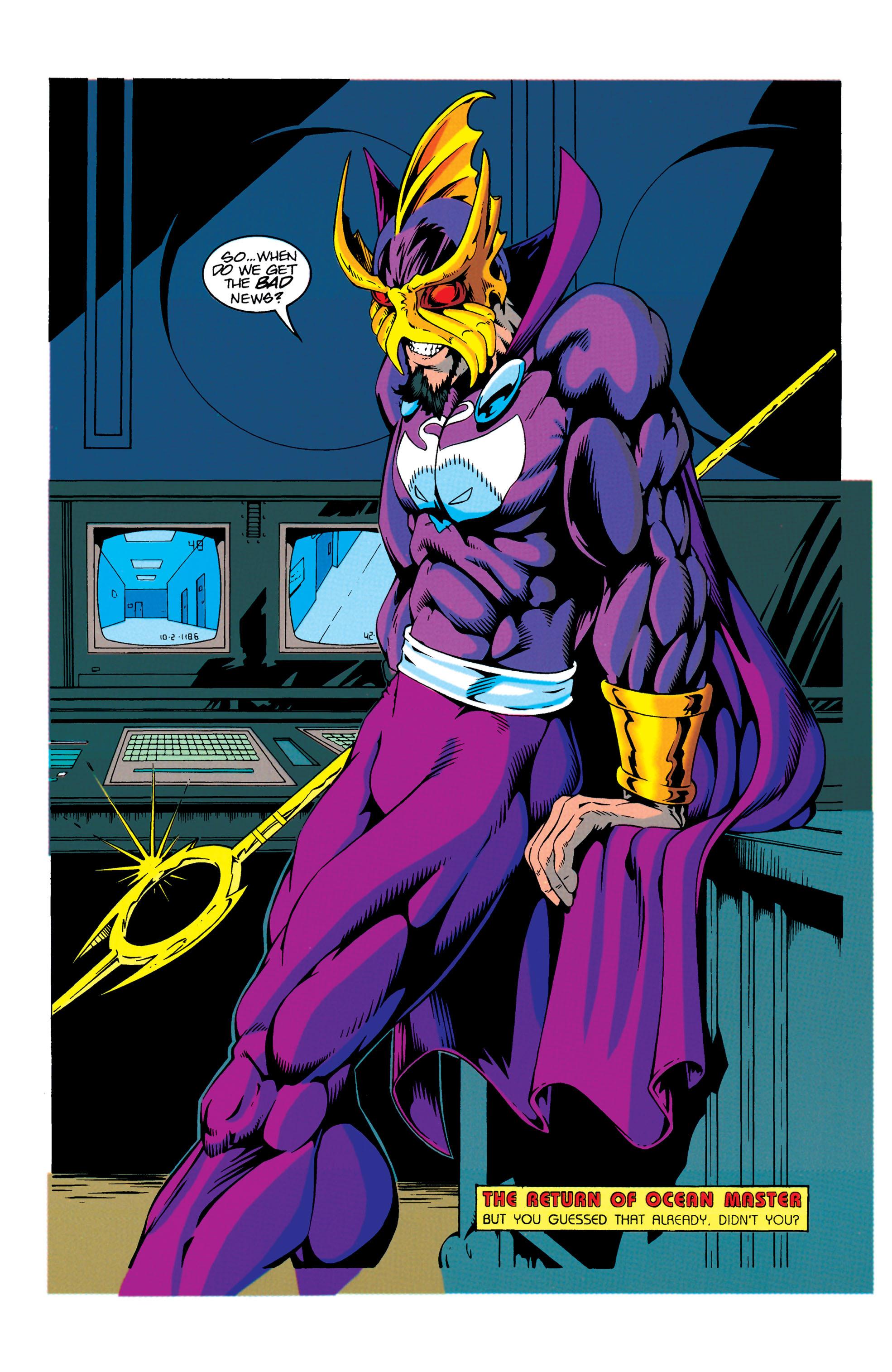 Read online Aquaman (1994) comic -  Issue #18 - 22