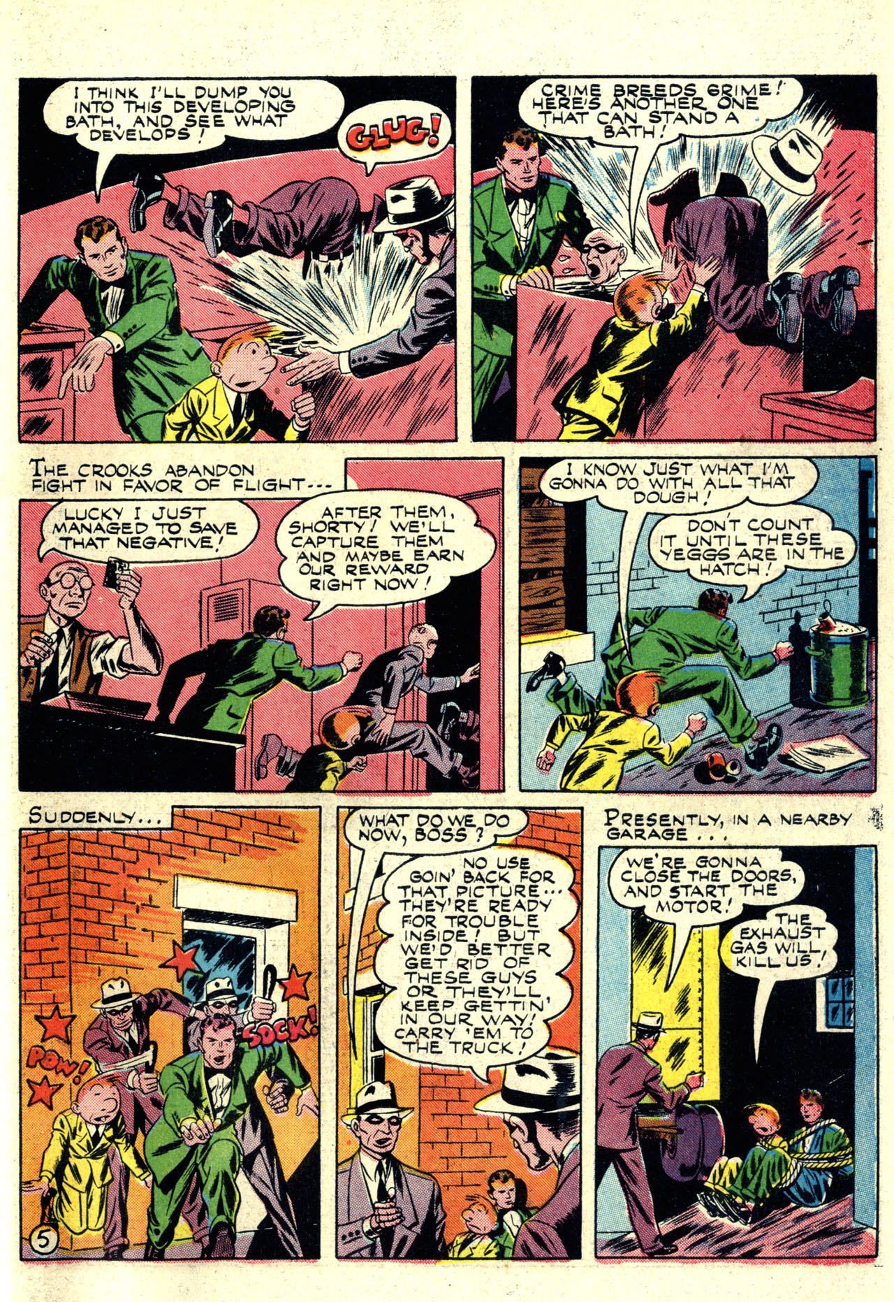 Read online Detective Comics (1937) comic -  Issue #76 - 55