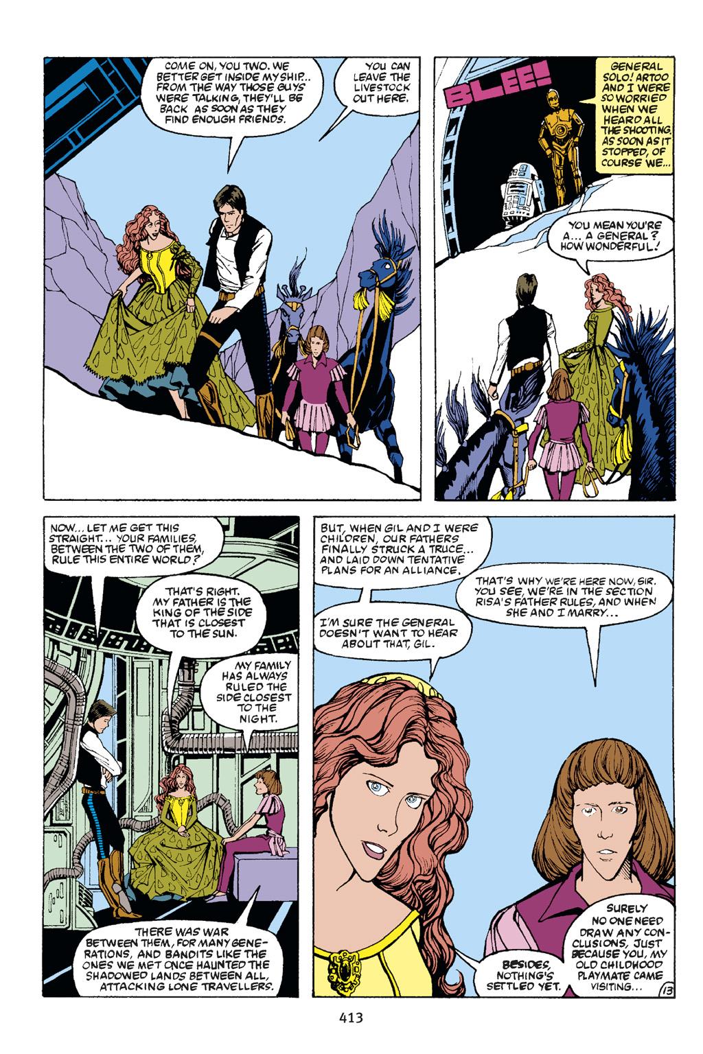 Read online Star Wars Omnibus comic -  Issue # Vol. 21.5 - 140