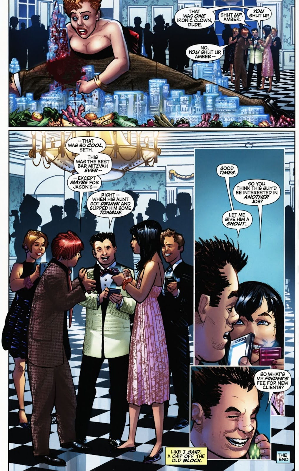 Read online Deadpool (2008) comic -  Issue #1000 - 51