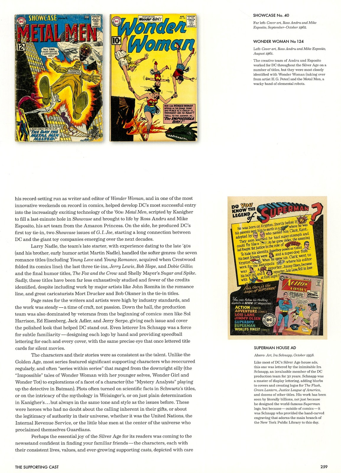 Read online 75 Years Of DC Comics comic -  Issue # TPB (Part 3) - 72