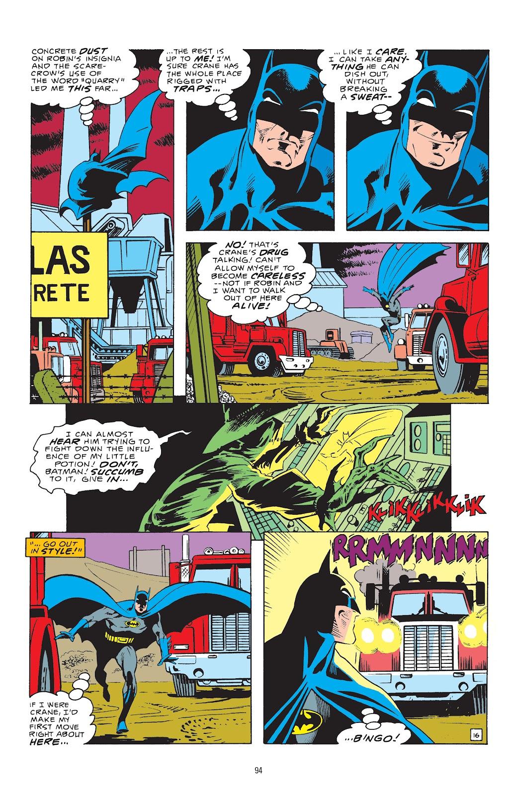 Read online Detective Comics (1937) comic -  Issue # _TPB Batman - The Dark Knight Detective 1 (Part 1) - 94