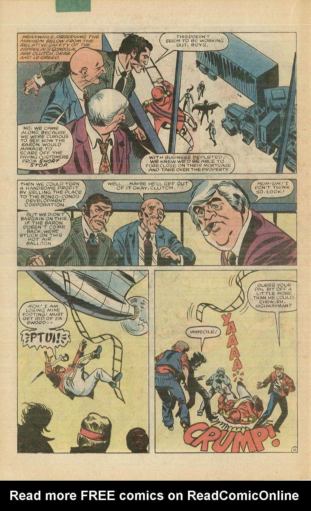 Read online U.S. 1 comic -  Issue #10 - 16