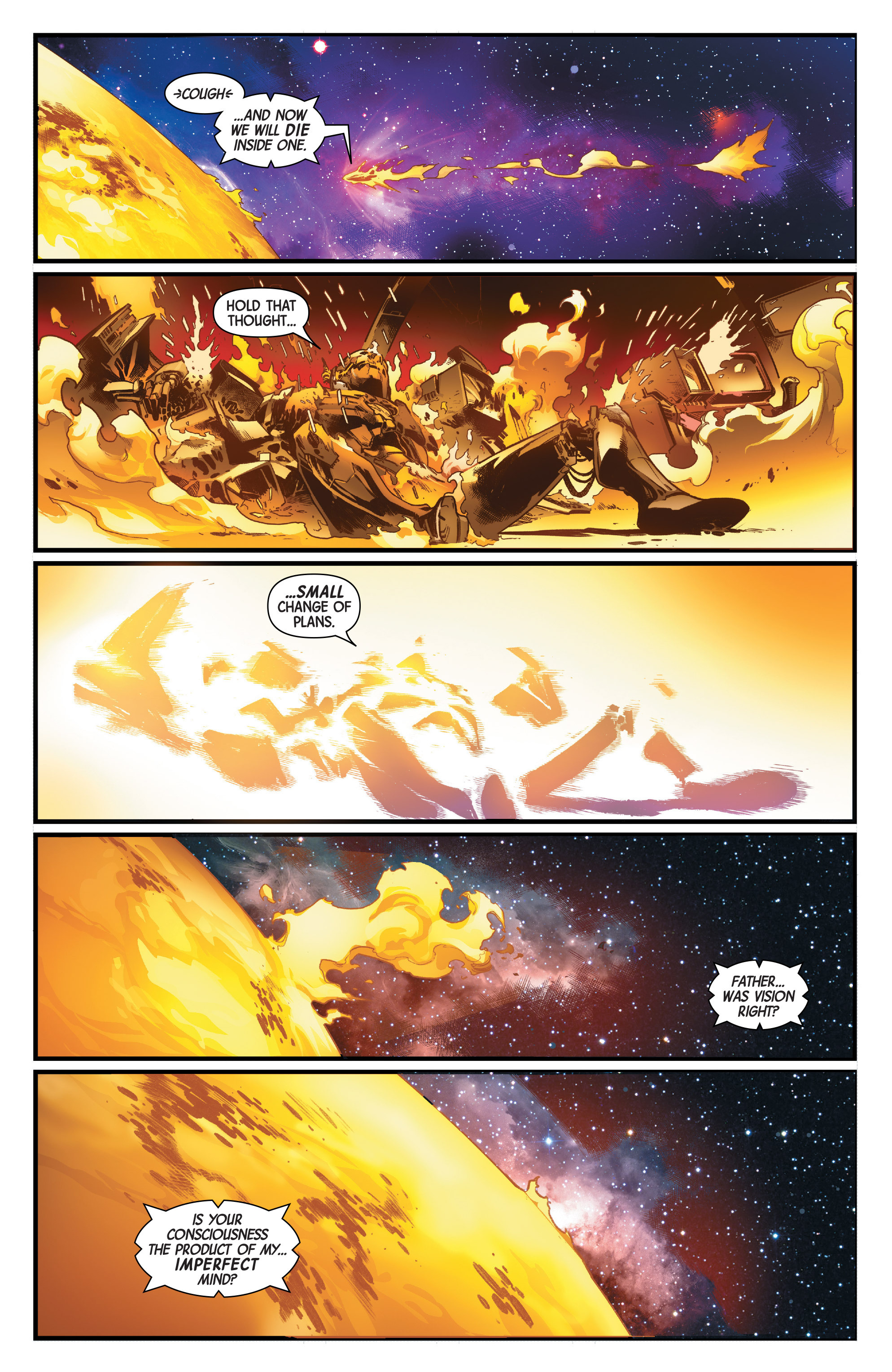 Read online Uncanny Avengers [II] comic -  Issue #12 - 20