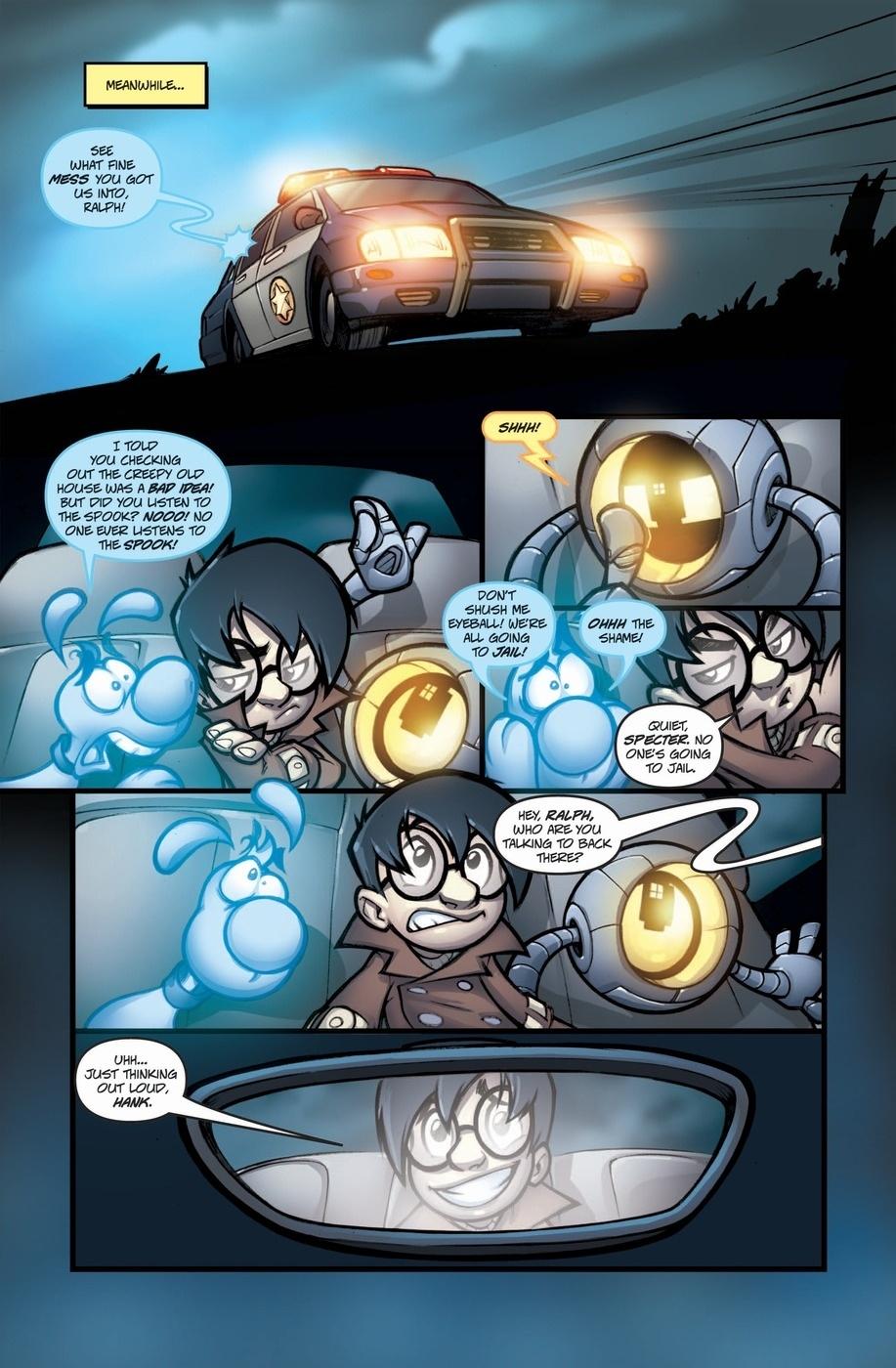 Read online Ralph Filmore comic -  Issue # Full - 29