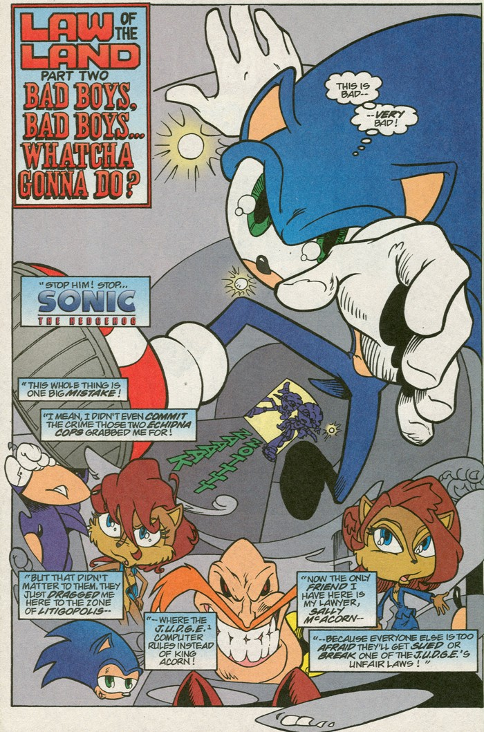 Read online Sonic Super Special comic -  Issue #14 - best of times - 9