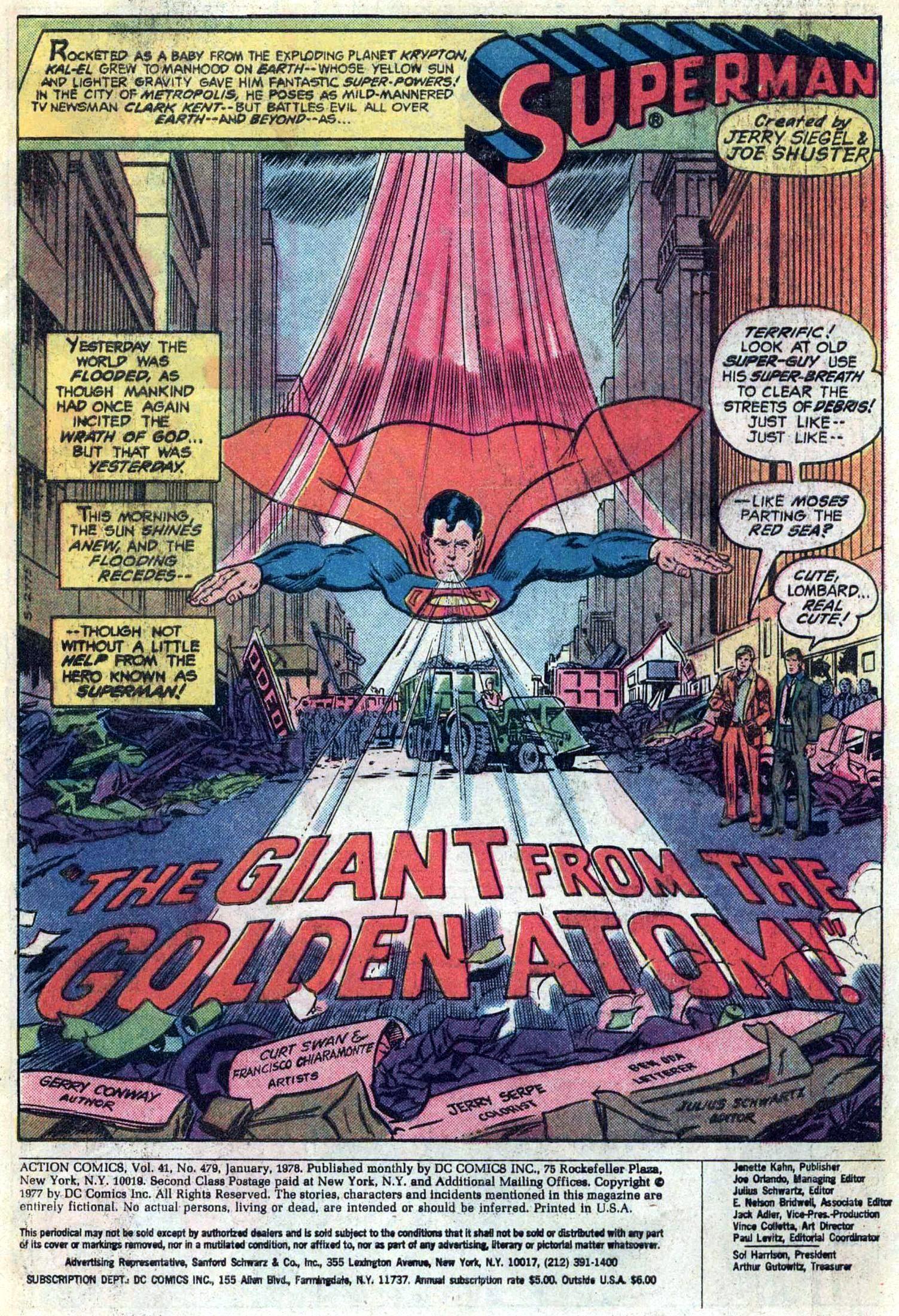 Action Comics (1938) 479 Page 2