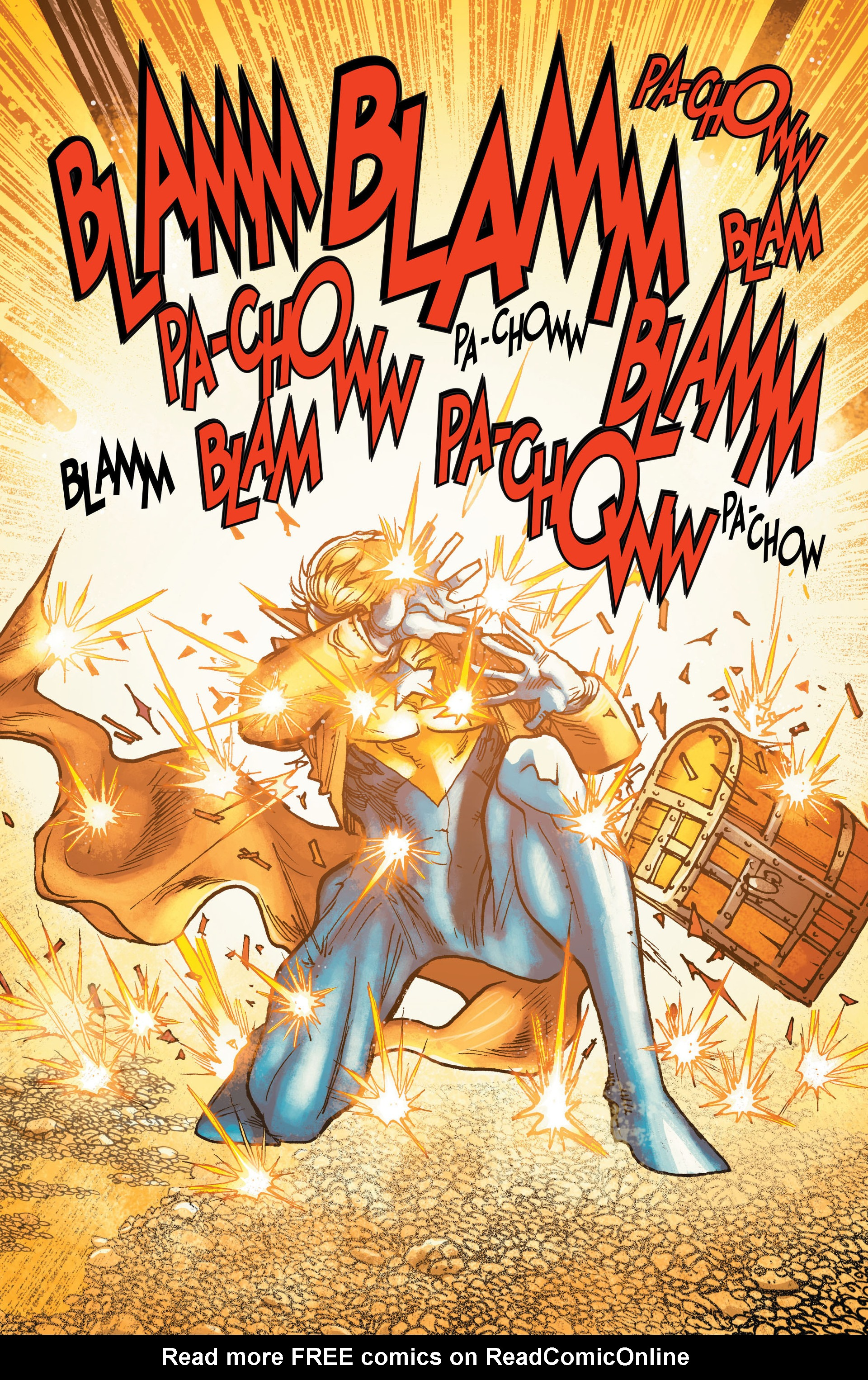 Read online All-Star Western (2011) comic -  Issue #20 - 16