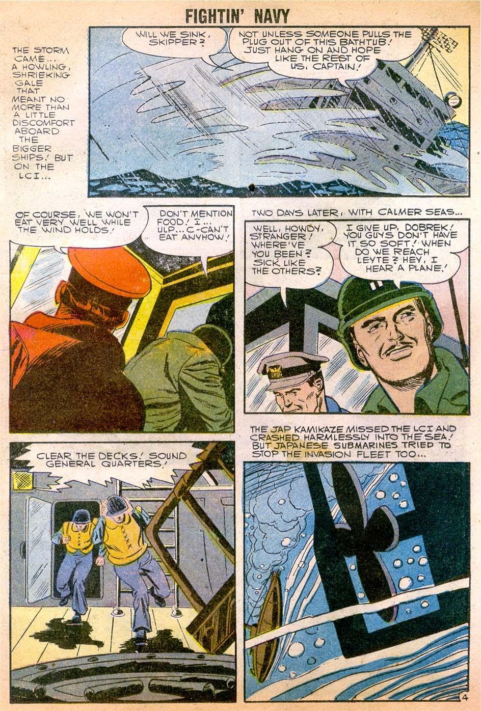 Read online Fightin' Navy comic -  Issue #79 - 25