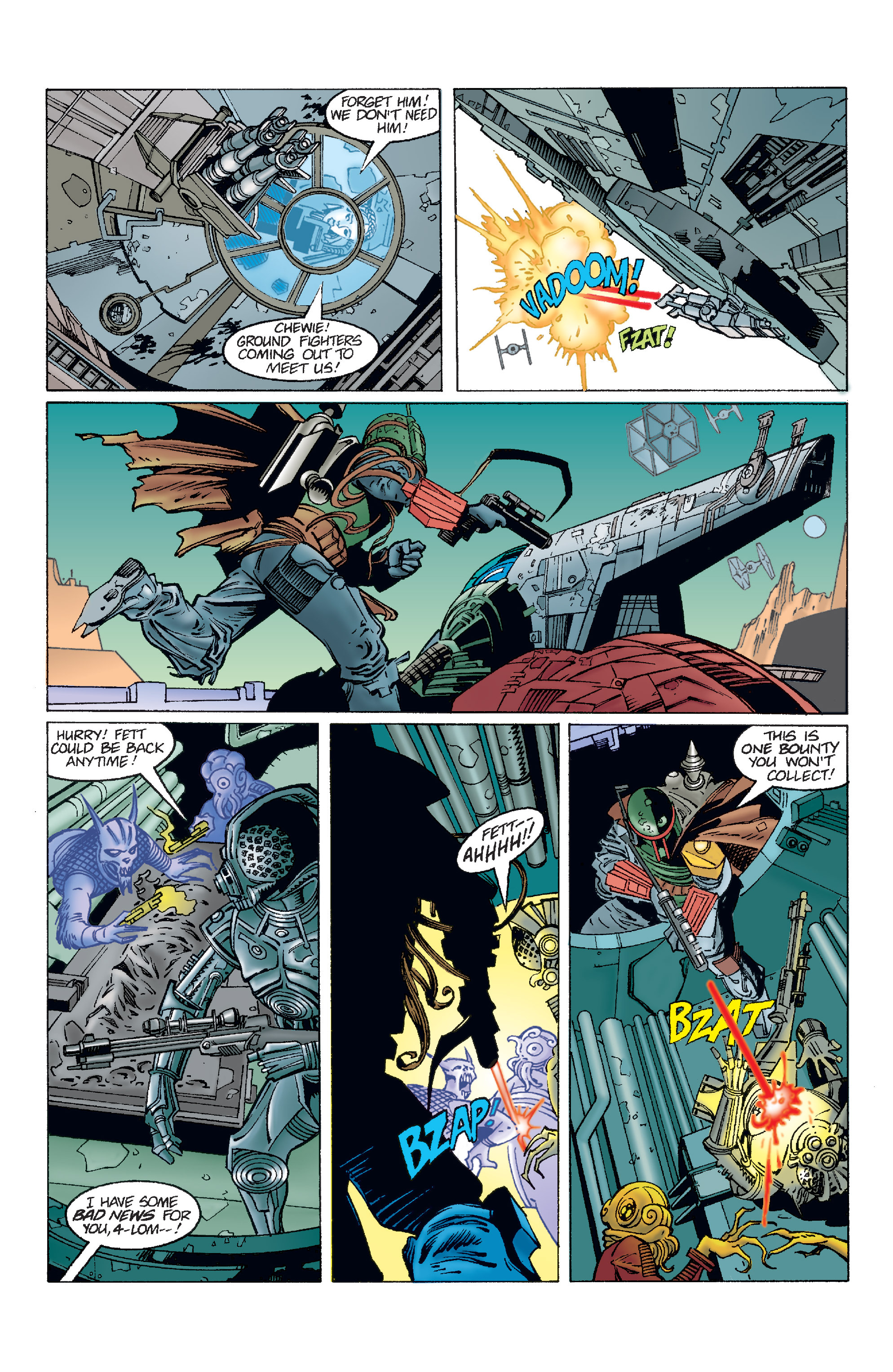 Read online Star Wars Omnibus comic -  Issue # Vol. 11 - 43