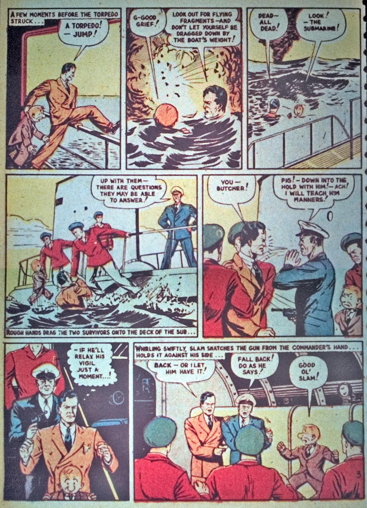 Read online Detective Comics (1937) comic -  Issue #34 - 58