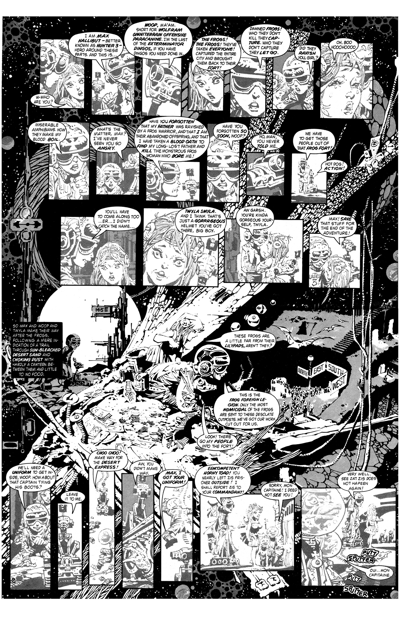 Read online Eerie Archives comic -  Issue # TPB 18 - 144