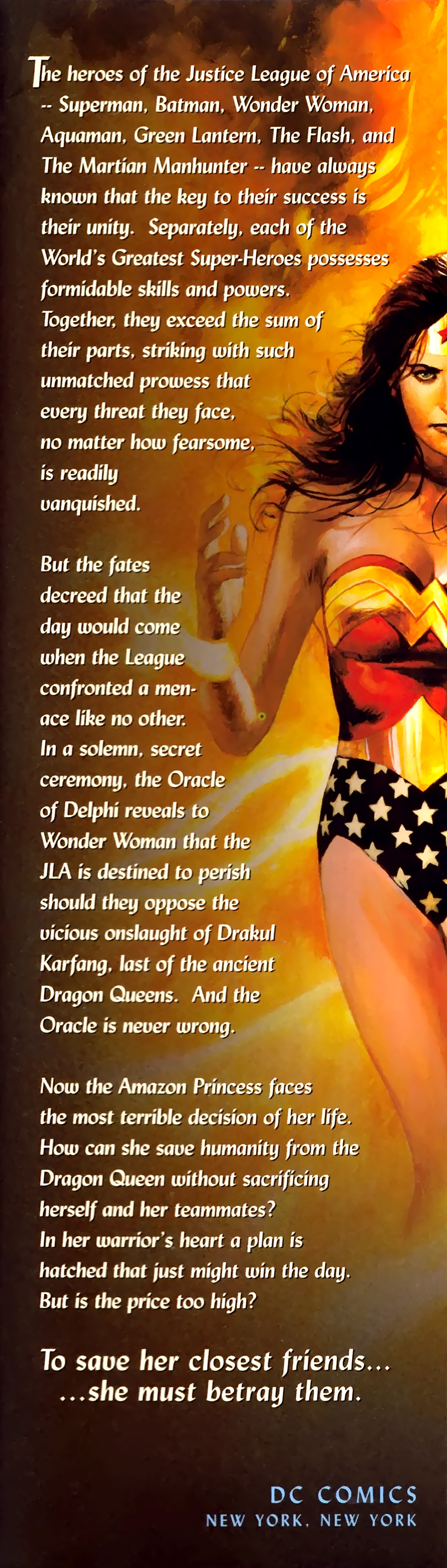 Read online JLA: A League of One comic -  Issue # Full - 2