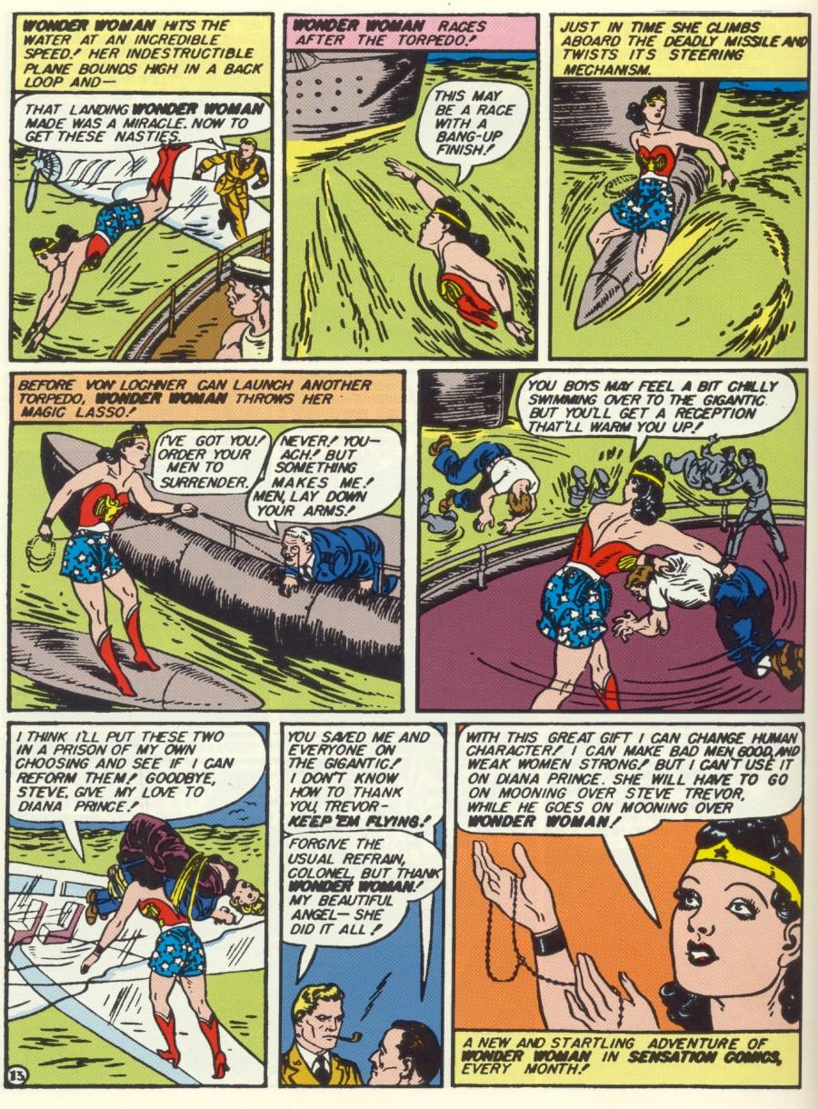 Read online Sensation (Mystery) Comics comic -  Issue #6 - 15