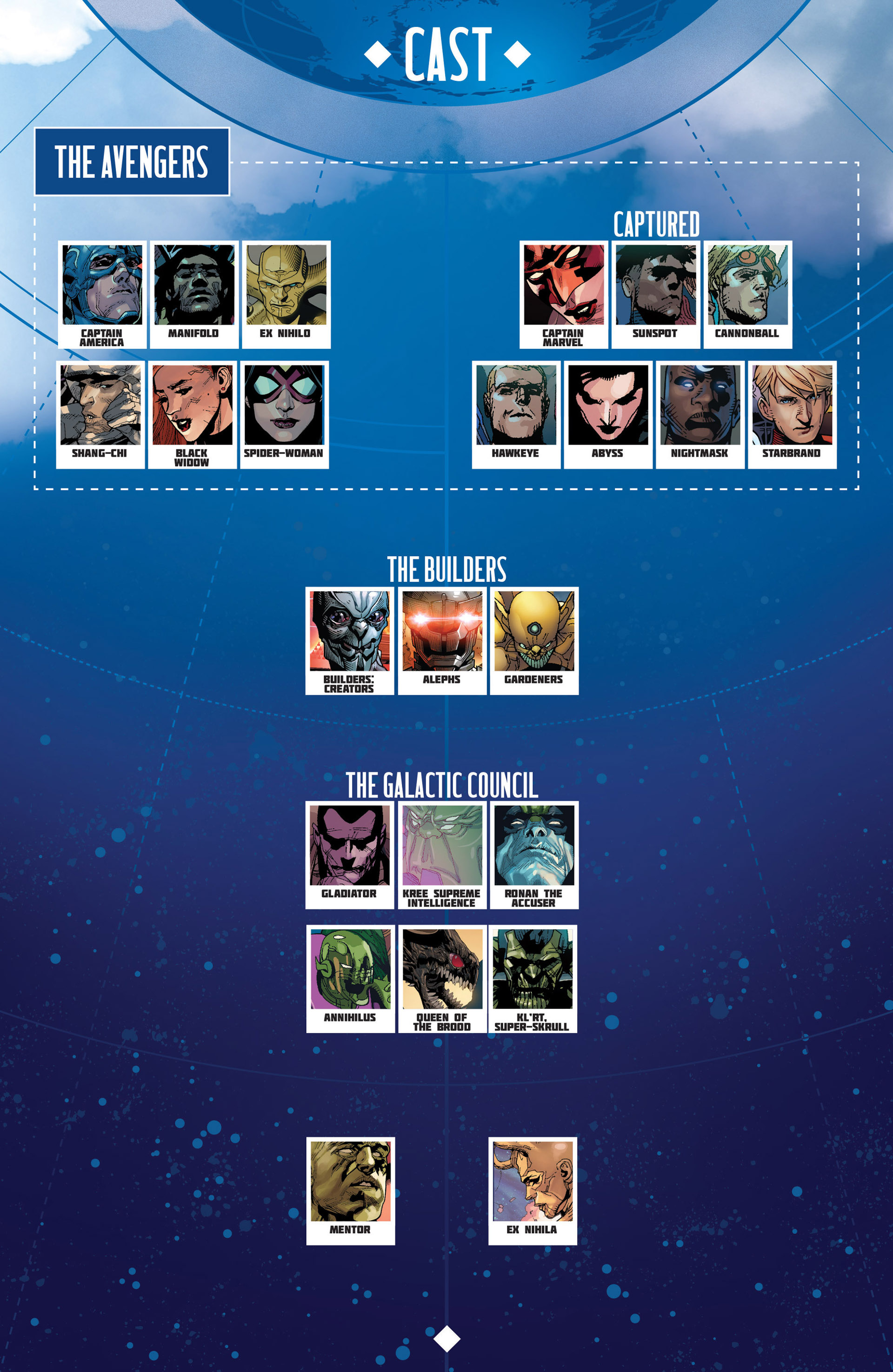 Read online Avengers (2013) comic -  Issue #20 - 3