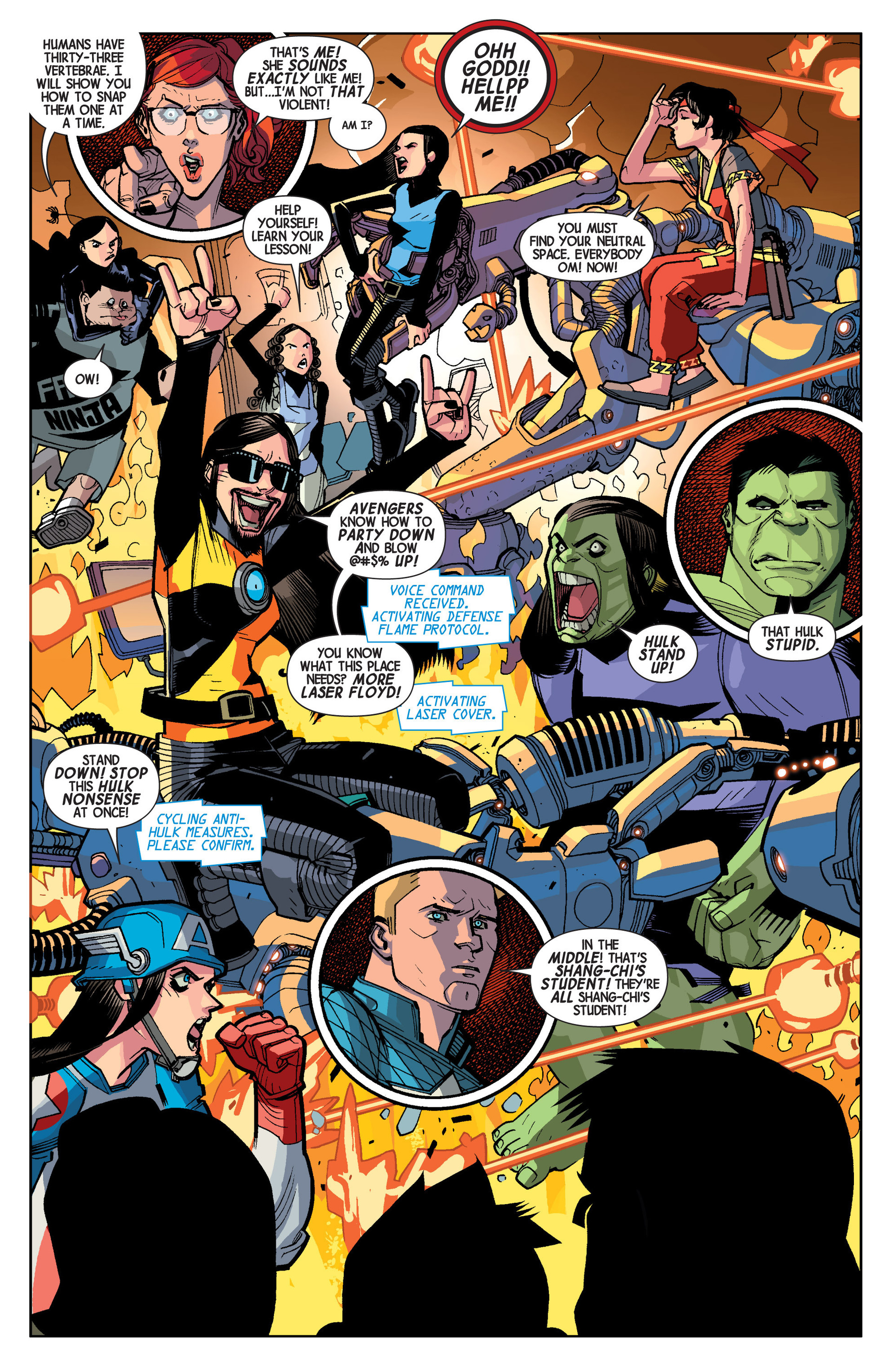 Read online Avengers (2013) comic -  Issue #Avengers (2013) _Annual 1 - 21