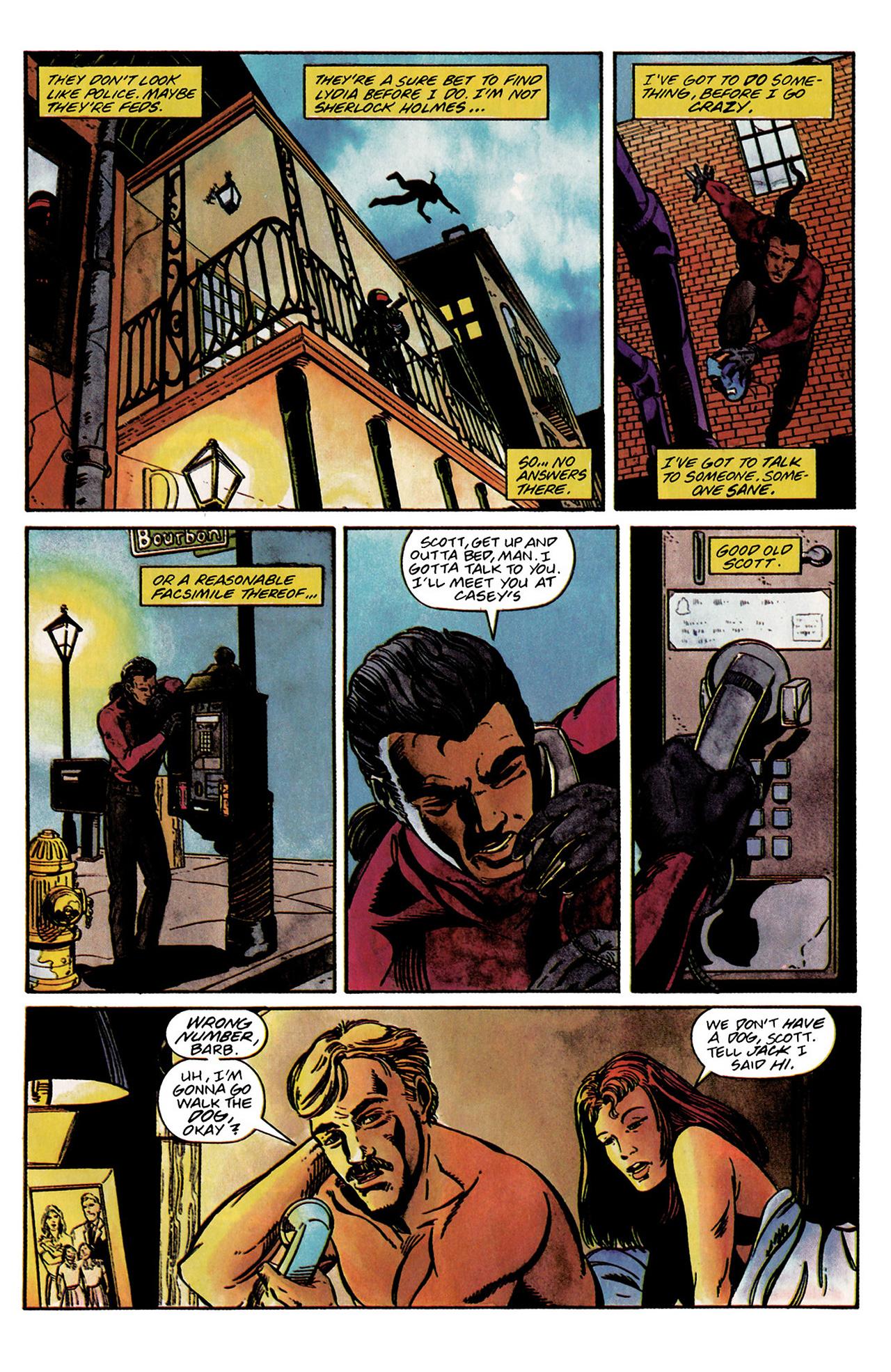 Read online Shadowman (1992) comic -  Issue #2 - 15
