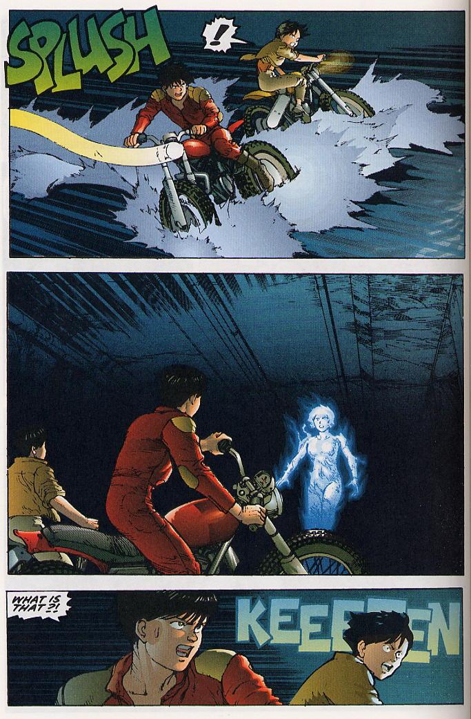 Read online Akira comic -  Issue #25 - 49