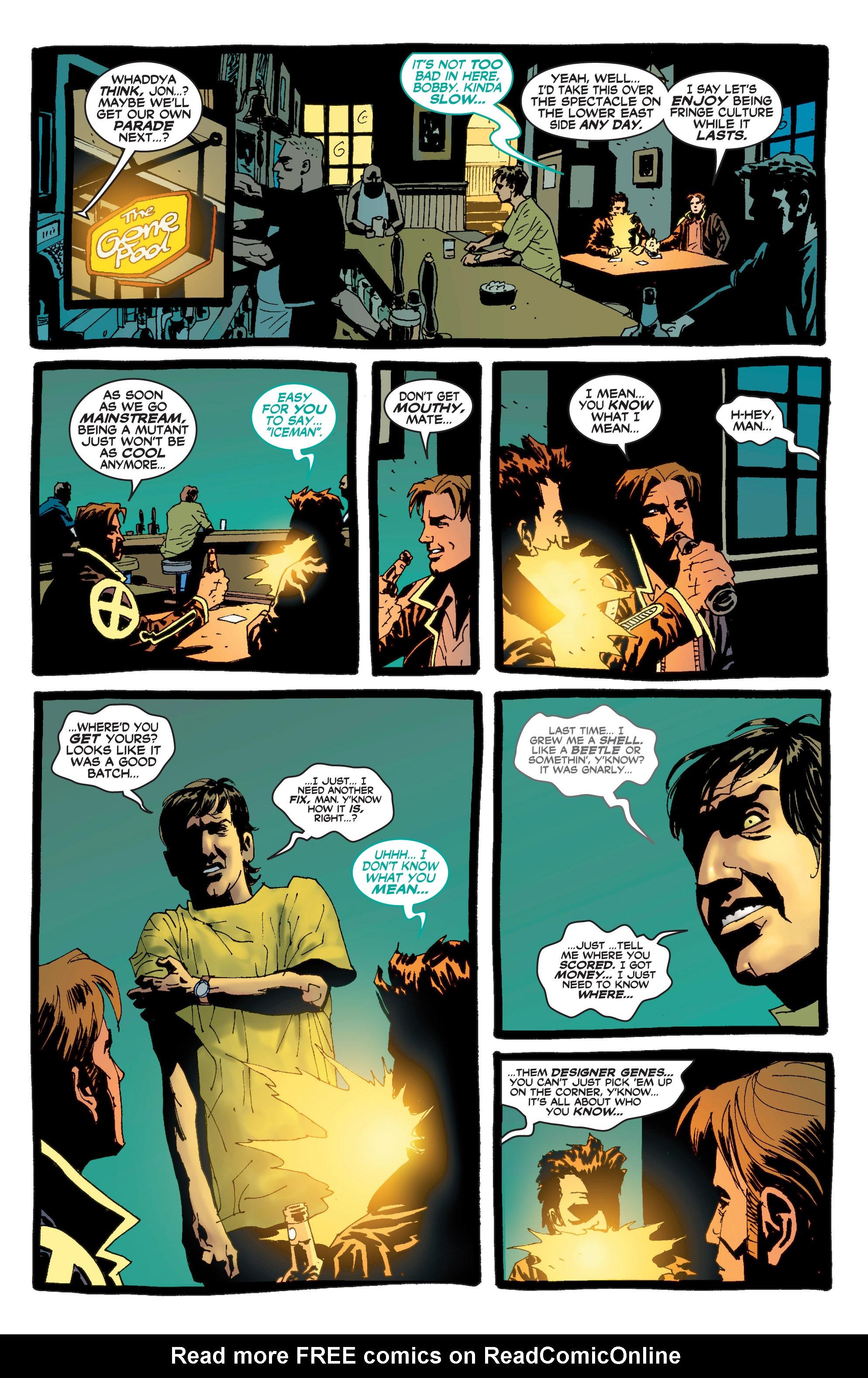 Read online Uncanny X-Men (1963) comic -  Issue #408 - 5