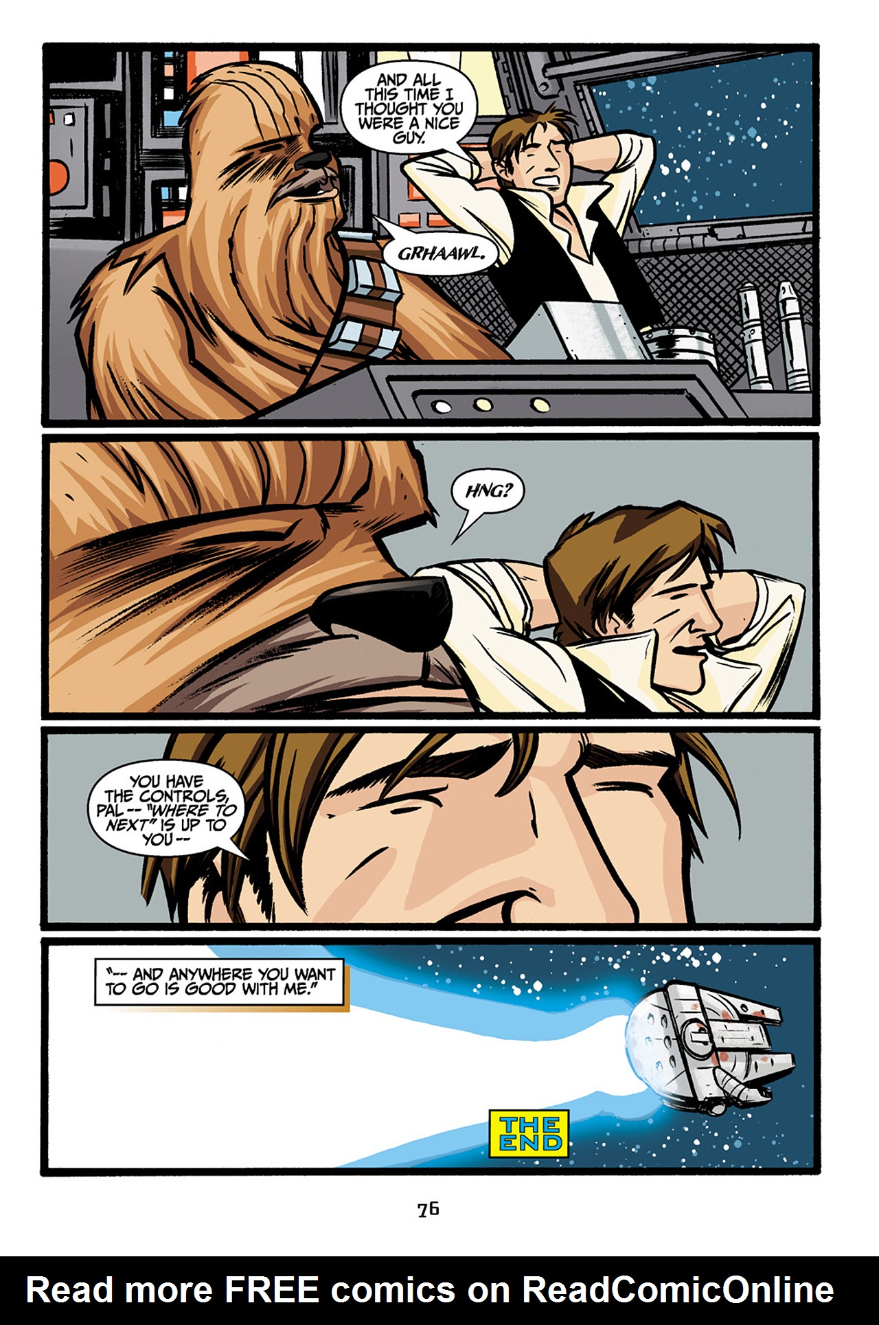 Read online Star Wars Omnibus comic -  Issue # Vol. 33 - 78
