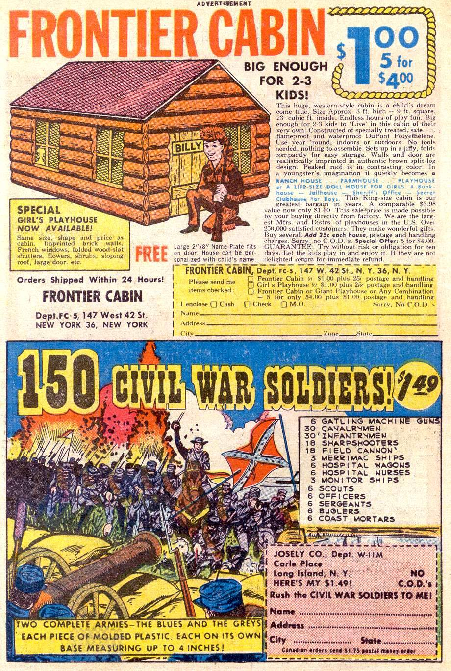 Read online Adventure Comics (1938) comic -  Issue #275 - 34