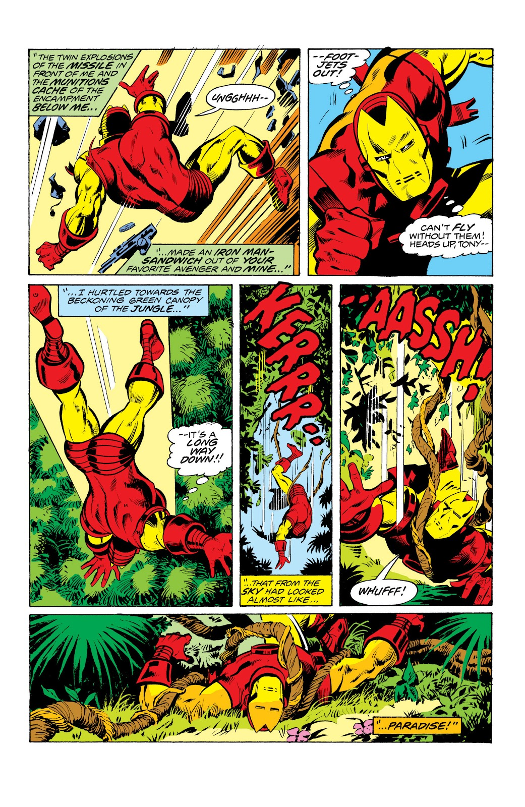 Read online Marvel Masterworks: The Invincible Iron Man comic -  Issue # TPB 10 (Part 2) - 82