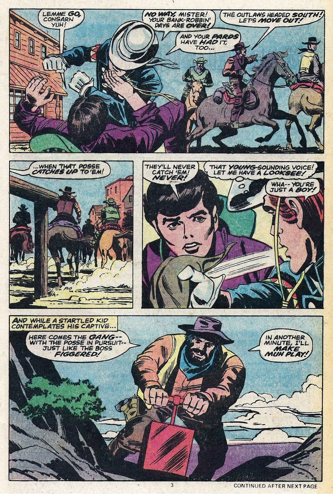 The Rawhide Kid (1955) issue 149 - Page 5