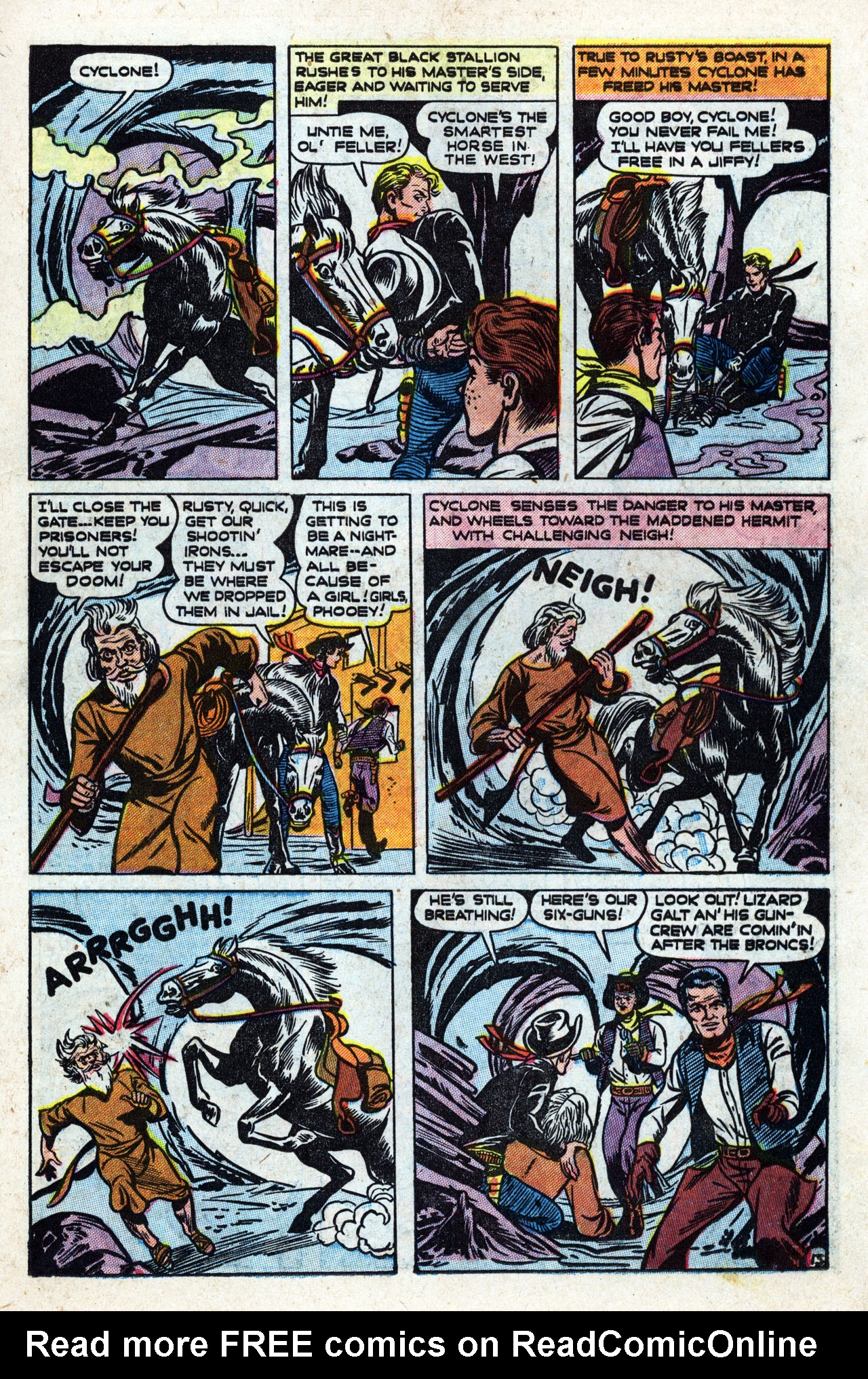 Read online Two-Gun Kid comic -  Issue #10 - 15
