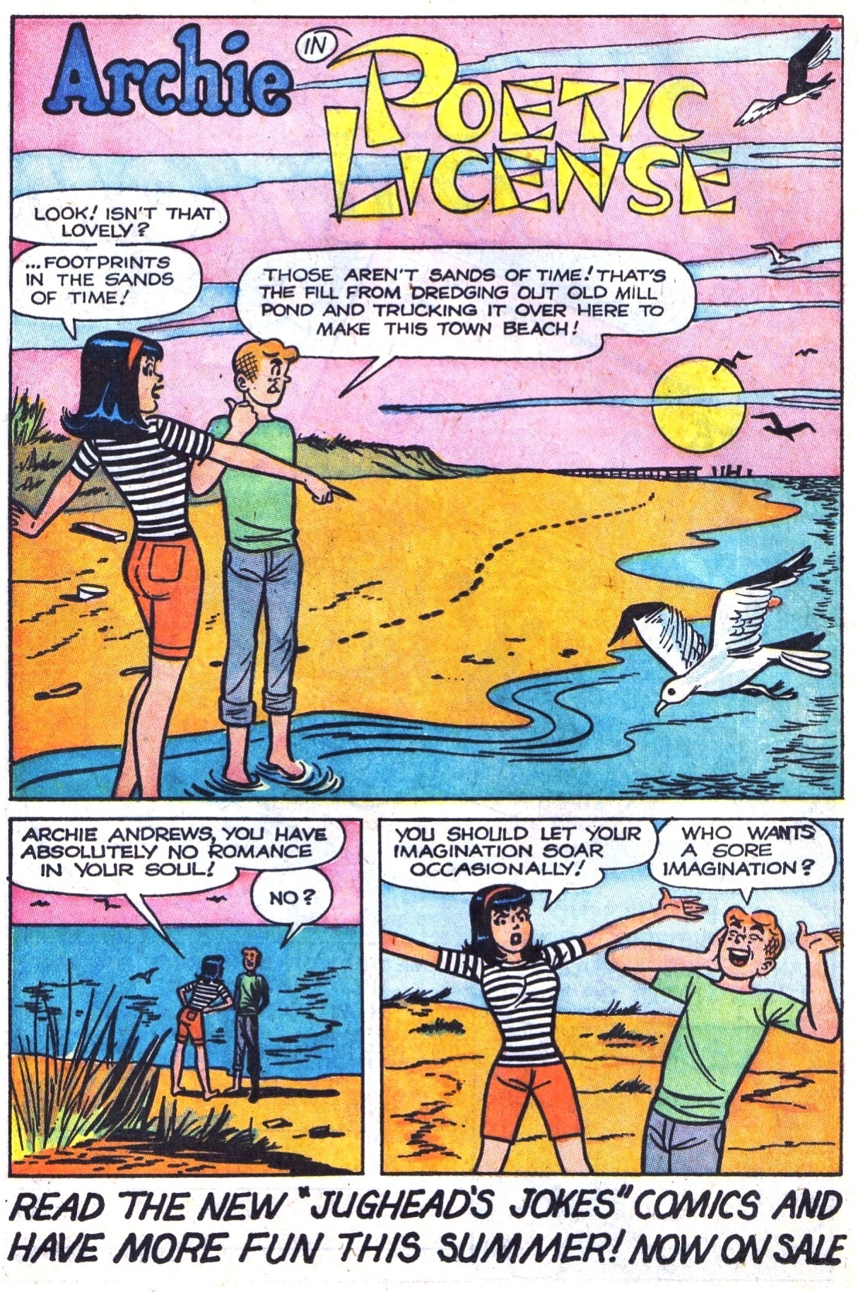 Read online Archie (1960) comic -  Issue #177 - 20