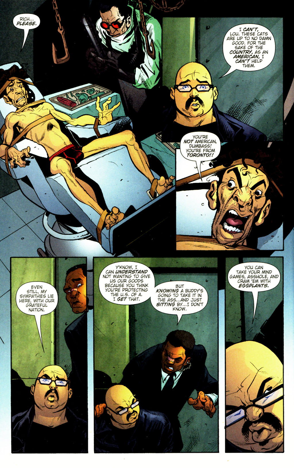 Read online Caper comic -  Issue #12 - 10