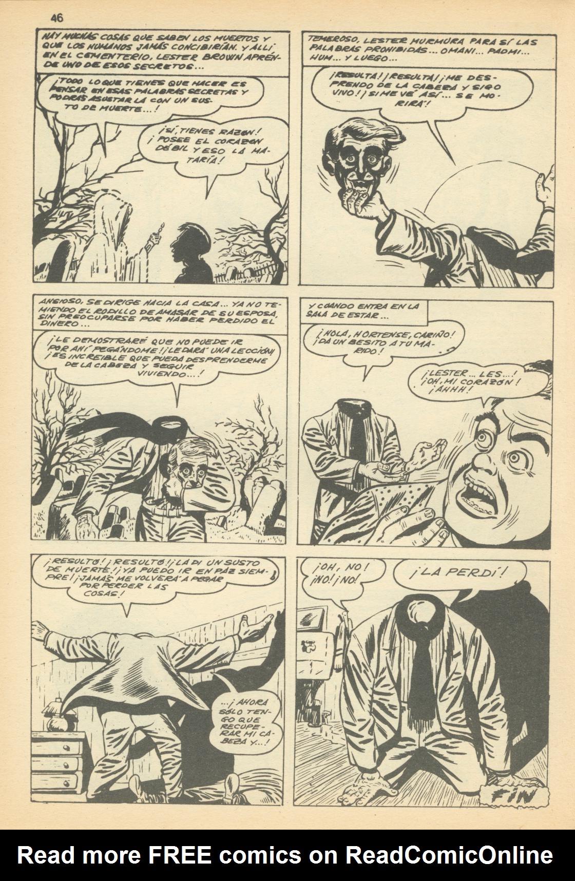 Read online Adventures into Weird Worlds comic -  Issue #12 - 9
